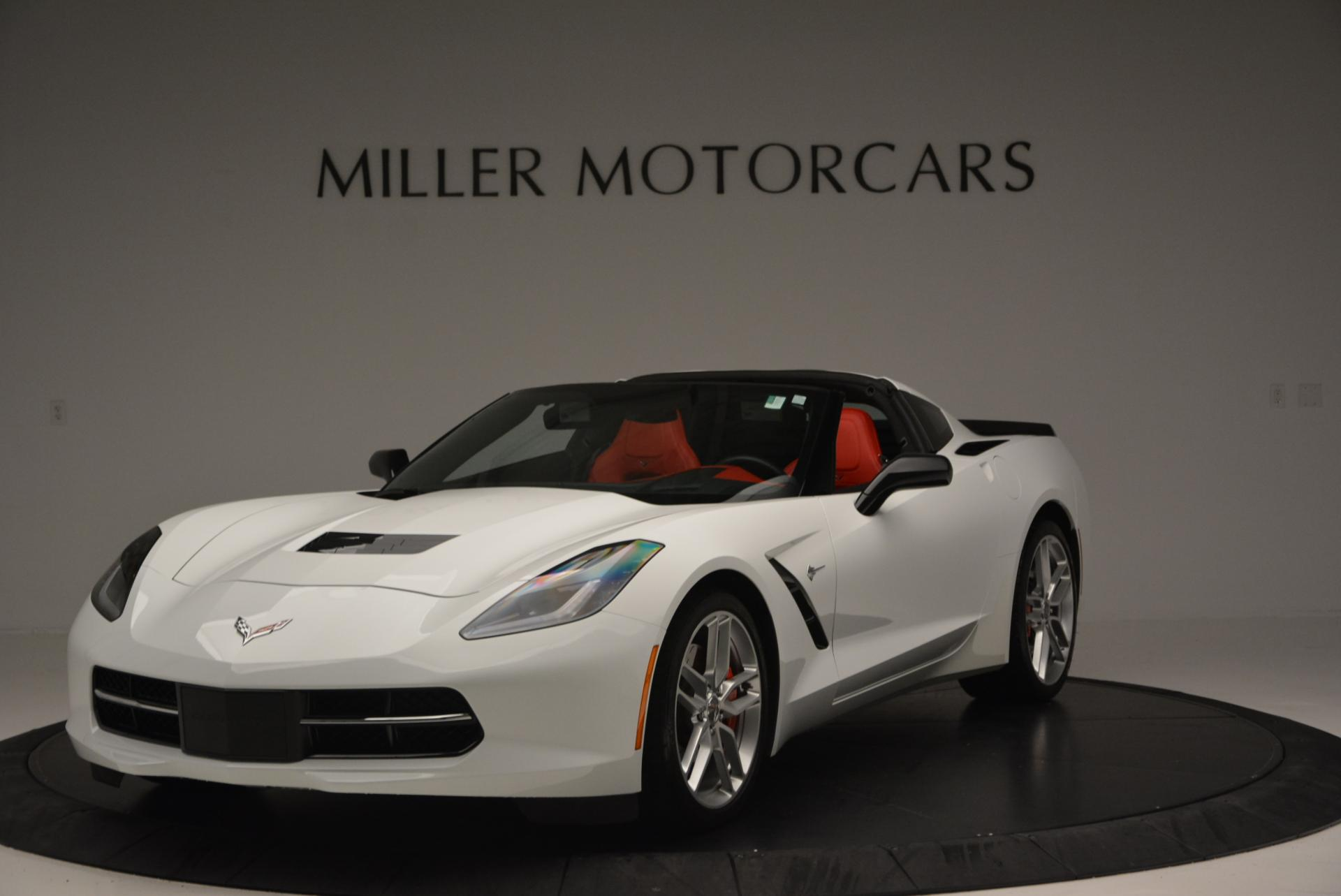 Used 2014 Chevrolet Corvette Stingray Z51 For Sale In Greenwich, CT. Alfa Romeo of Greenwich, 7089
