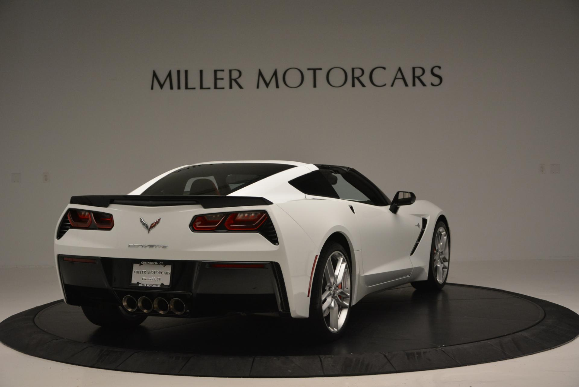 Used 2014 Chevrolet Corvette Stingray Z51 For Sale In Greenwich, CT. Alfa Romeo of Greenwich, 7089 529_p11