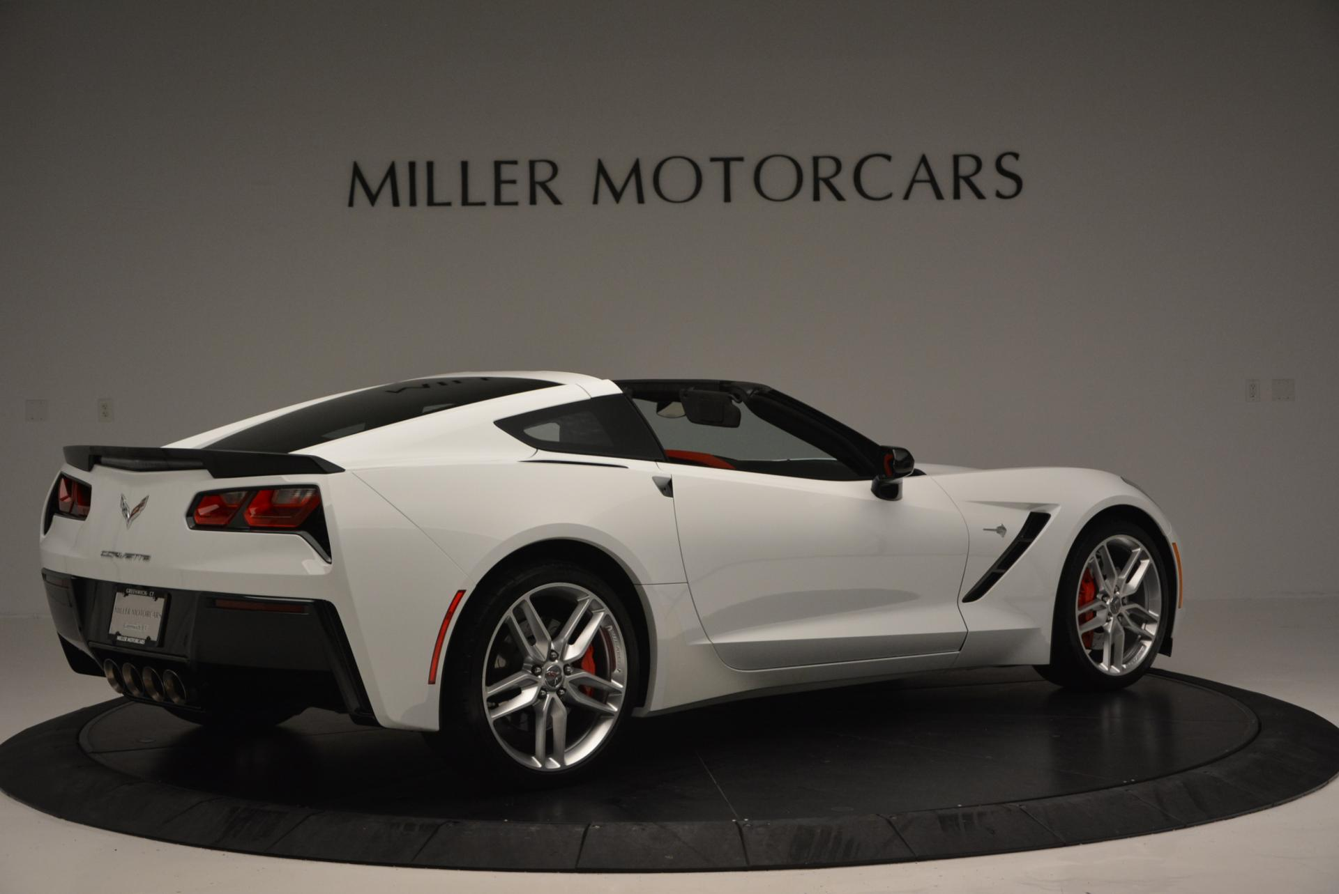 Used 2014 Chevrolet Corvette Stingray Z51 For Sale In Greenwich, CT. Alfa Romeo of Greenwich, 7089 529_p12
