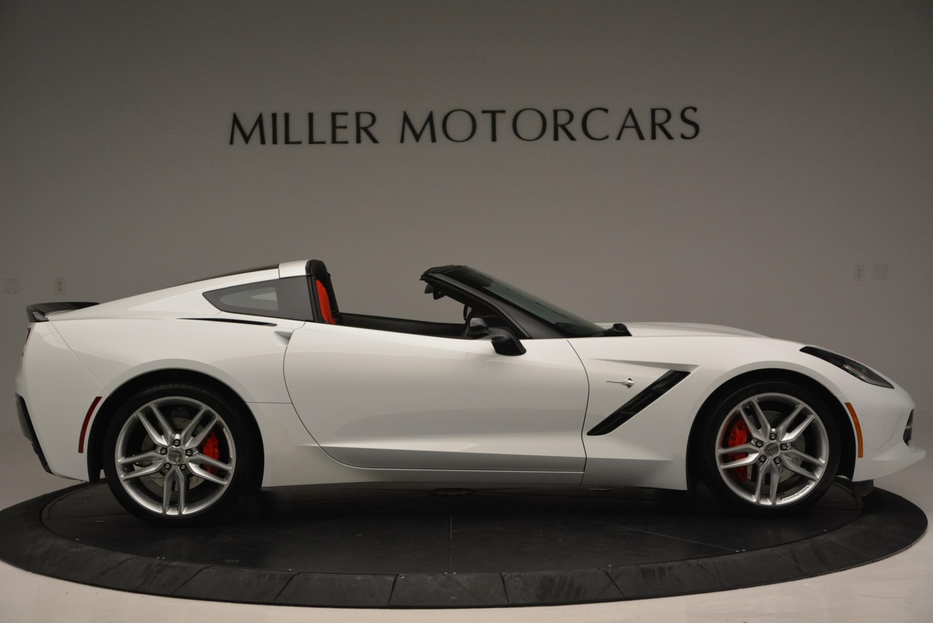 Used 2014 Chevrolet Corvette Stingray Z51 For Sale In Greenwich, CT. Alfa Romeo of Greenwich, 7089 529_p13