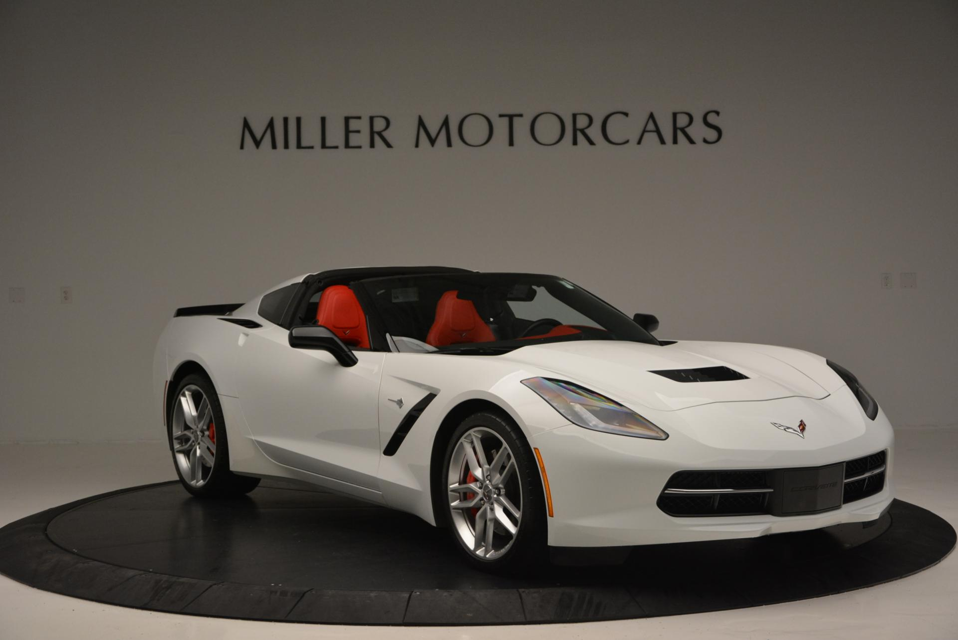 Used 2014 Chevrolet Corvette Stingray Z51 For Sale In Greenwich, CT. Alfa Romeo of Greenwich, 7089 529_p15