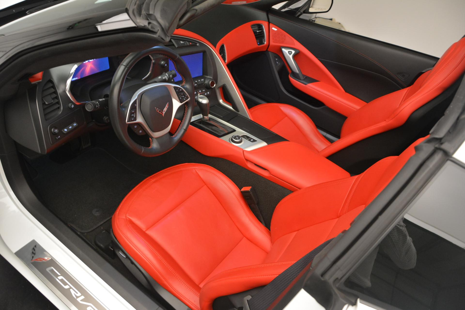Used 2014 Chevrolet Corvette Stingray Z51 For Sale In Greenwich, CT. Alfa Romeo of Greenwich, 7089 529_p16