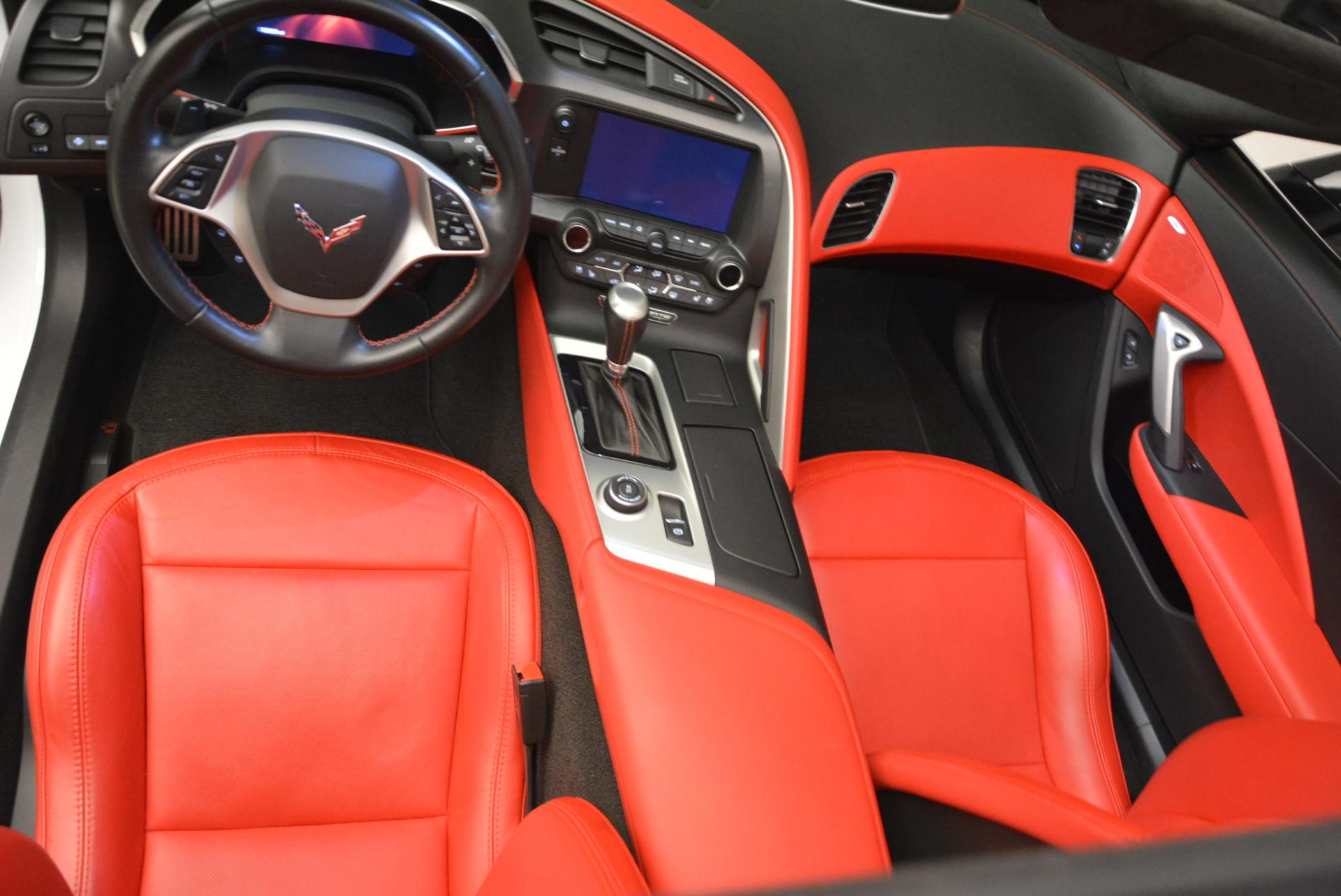 Used 2014 Chevrolet Corvette Stingray Z51 For Sale In Greenwich, CT. Alfa Romeo of Greenwich, 7089 529_p17