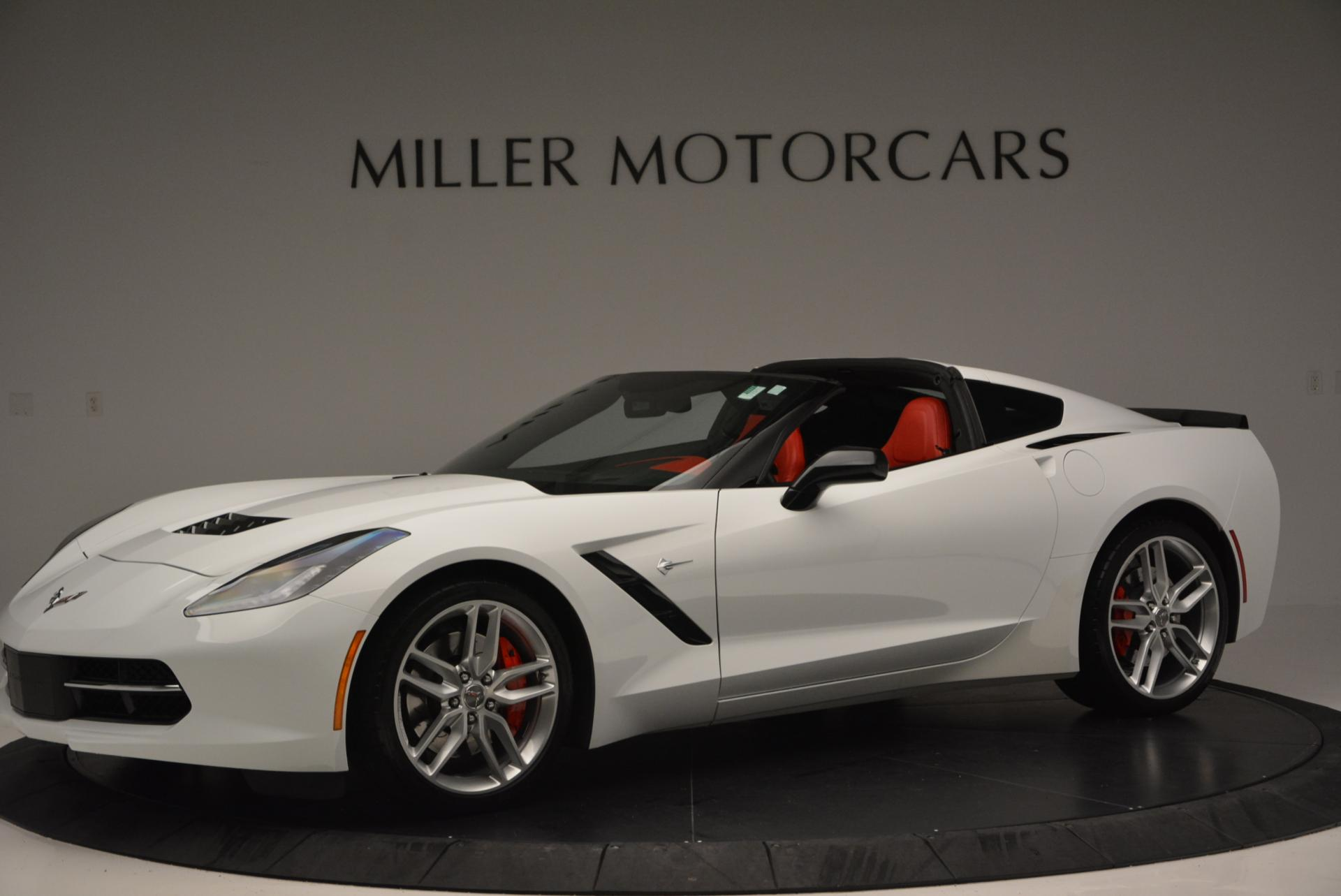Used 2014 Chevrolet Corvette Stingray Z51 For Sale In Greenwich, CT. Alfa Romeo of Greenwich, 7089 529_p3