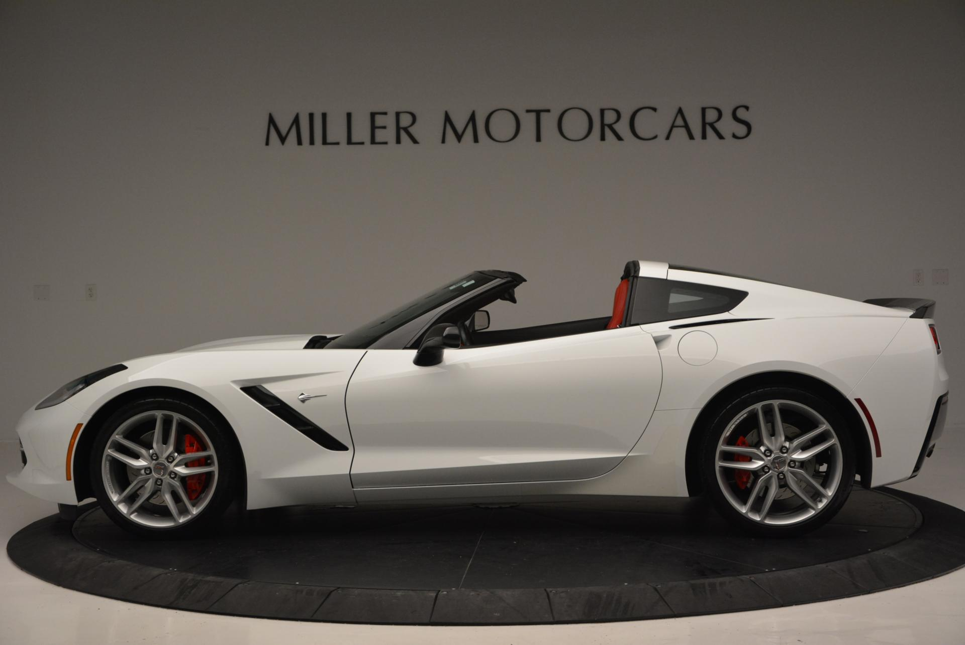 Used 2014 Chevrolet Corvette Stingray Z51 For Sale In Greenwich, CT. Alfa Romeo of Greenwich, 7089 529_p6
