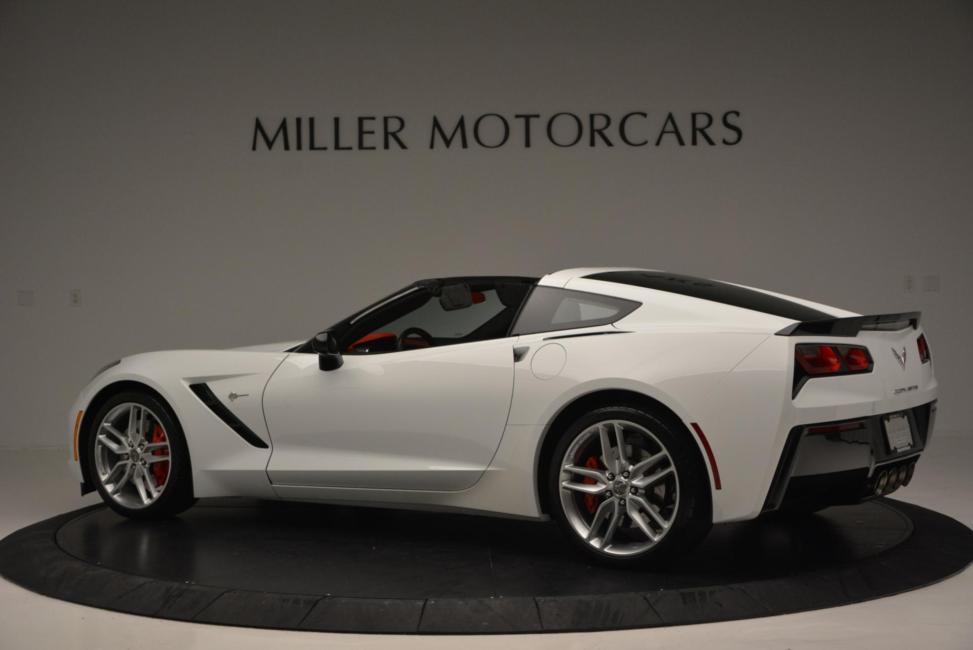 Used 2014 Chevrolet Corvette Stingray Z51 For Sale In Greenwich, CT. Alfa Romeo of Greenwich, 7089 529_p7