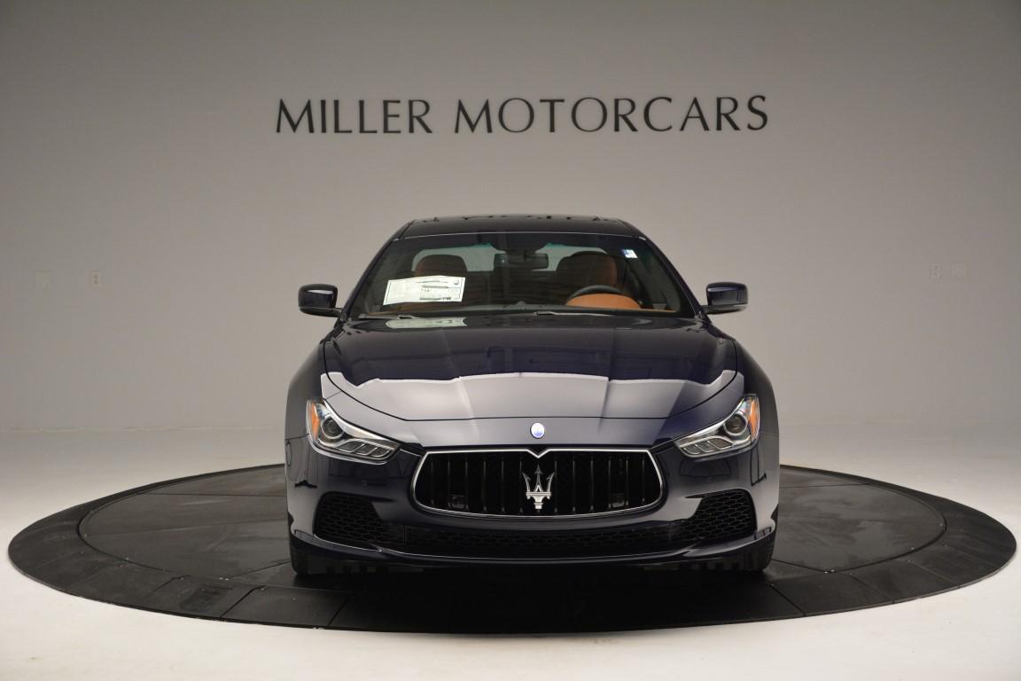 New 2016 Maserati Ghibli S Q4 For Sale In Greenwich, CT. Alfa Romeo of Greenwich, W228 53_p12