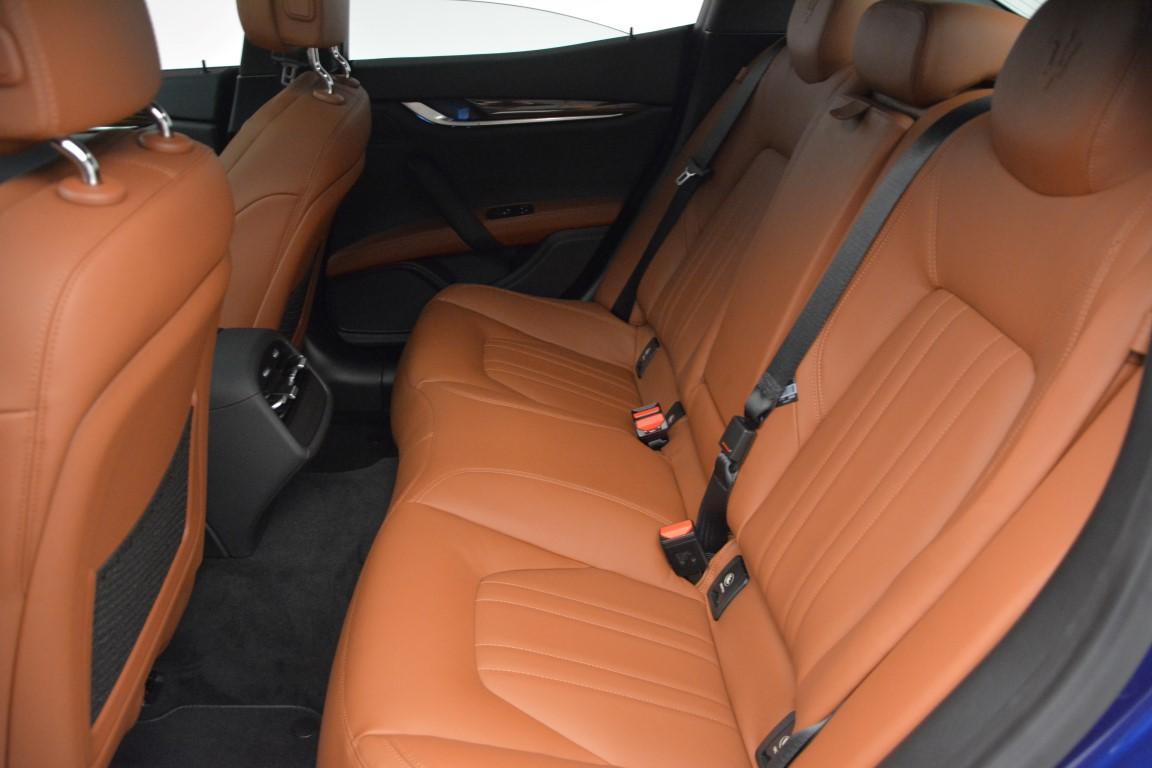 New 2016 Maserati Ghibli S Q4 For Sale In Greenwich, CT. Alfa Romeo of Greenwich, W228 53_p14
