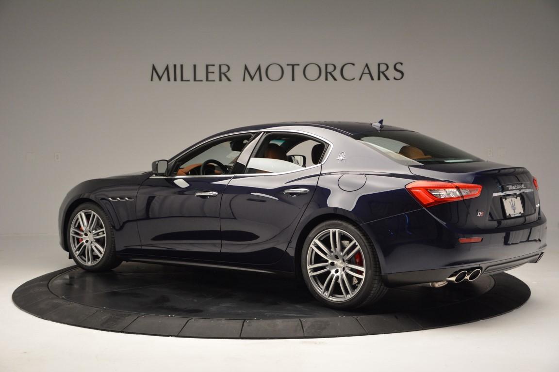 New 2016 Maserati Ghibli S Q4 For Sale In Greenwich, CT. Alfa Romeo of Greenwich, W228 53_p4