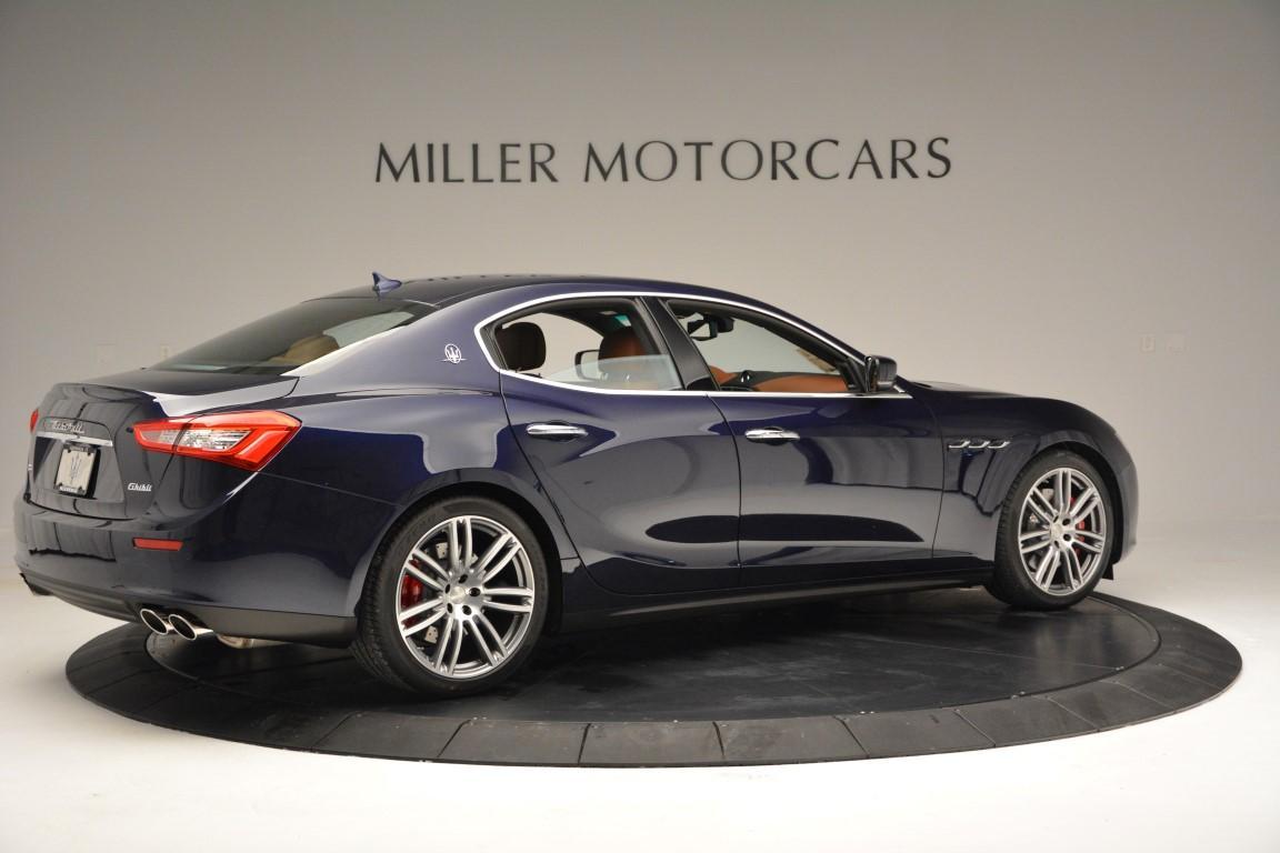 New 2016 Maserati Ghibli S Q4 For Sale In Greenwich, CT. Alfa Romeo of Greenwich, W228 53_p8