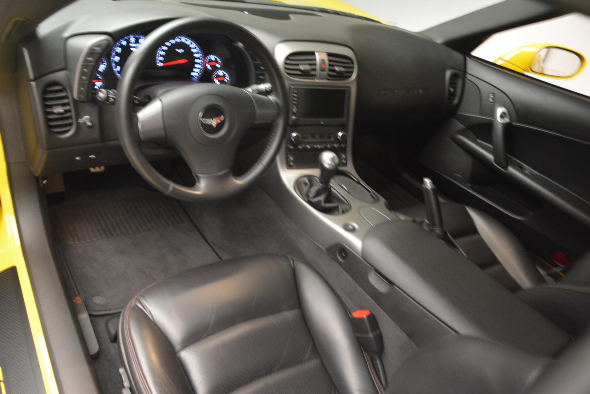 Used 2006 Chevrolet Corvette Z06 Hardtop For Sale In Greenwich, CT. Alfa Romeo of Greenwich, 7085 530_p12
