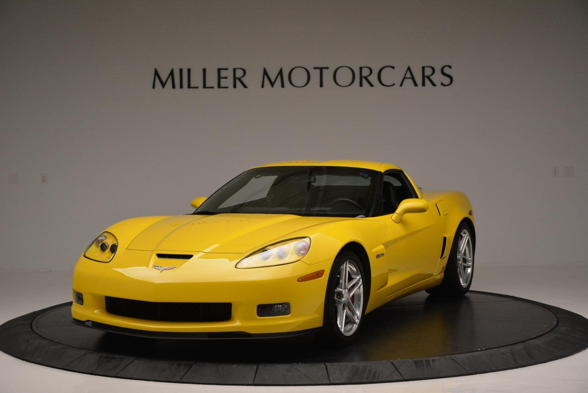 Used 2006 Chevrolet Corvette Z06 Hardtop For Sale In Greenwich, CT. Alfa Romeo of Greenwich, 7085 530_p2