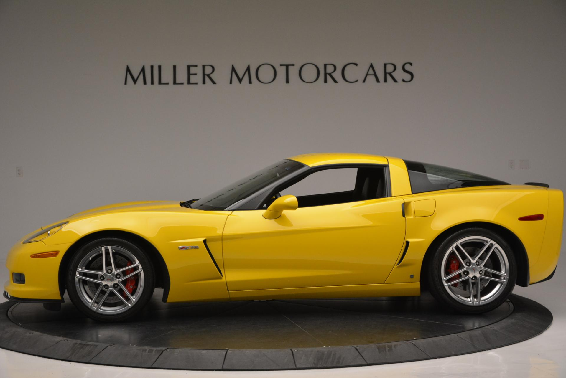 Used 2006 Chevrolet Corvette Z06 Hardtop For Sale In Greenwich, CT. Alfa Romeo of Greenwich, 7085 530_p3