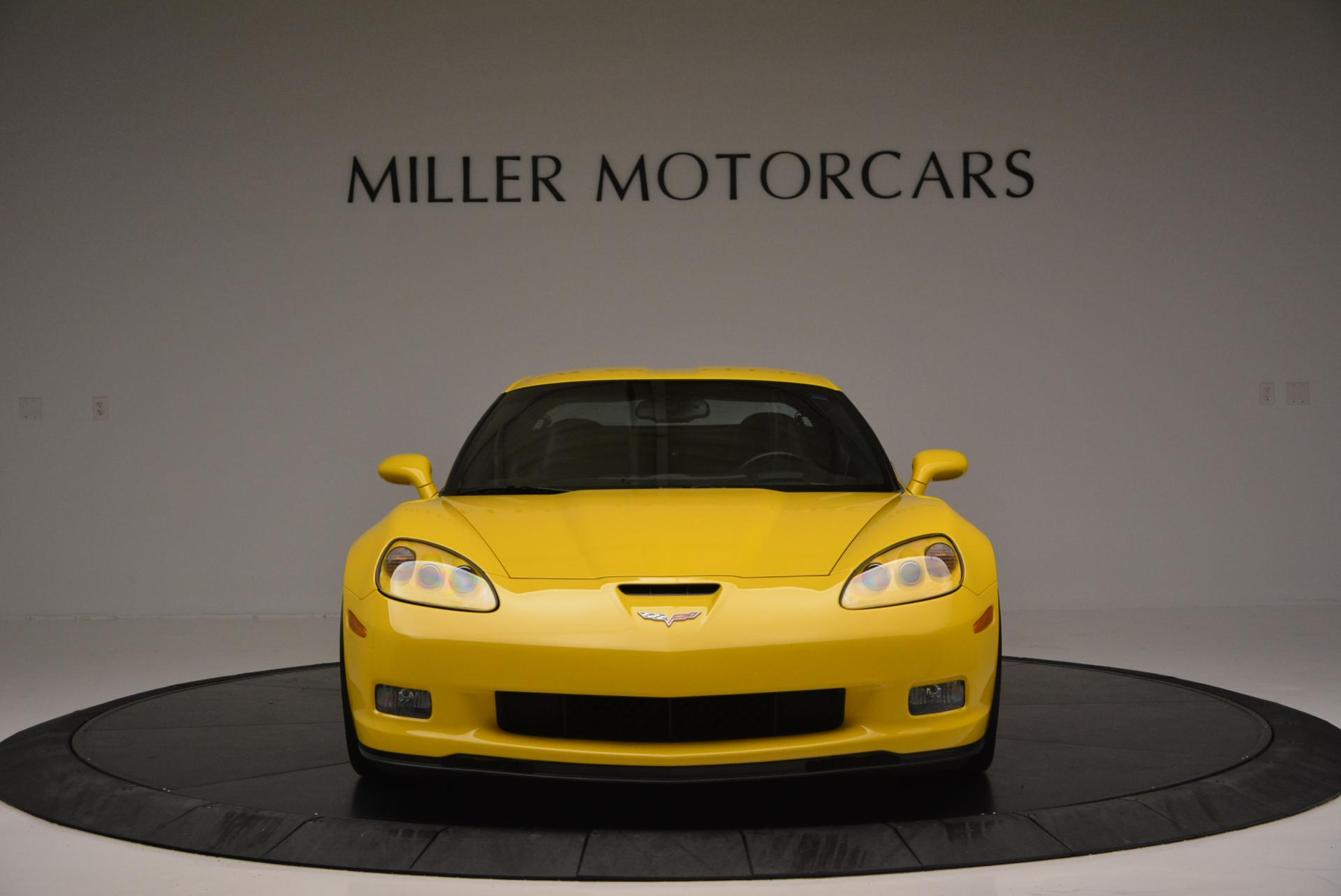 Used 2006 Chevrolet Corvette Z06 Hardtop For Sale In Greenwich, CT. Alfa Romeo of Greenwich, 7085 530_p5