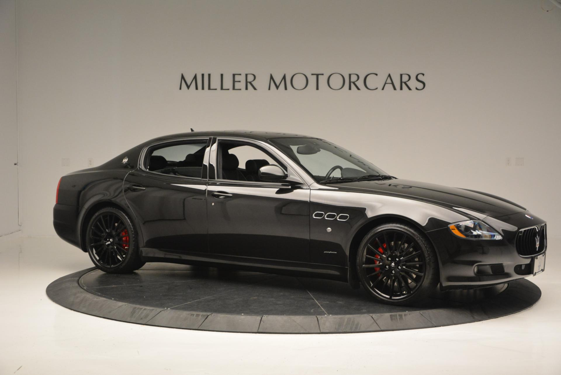 Used 2011 Maserati Quattroporte Sport GT S For Sale In Greenwich, CT. Alfa Romeo of Greenwich, 7080 531_p10