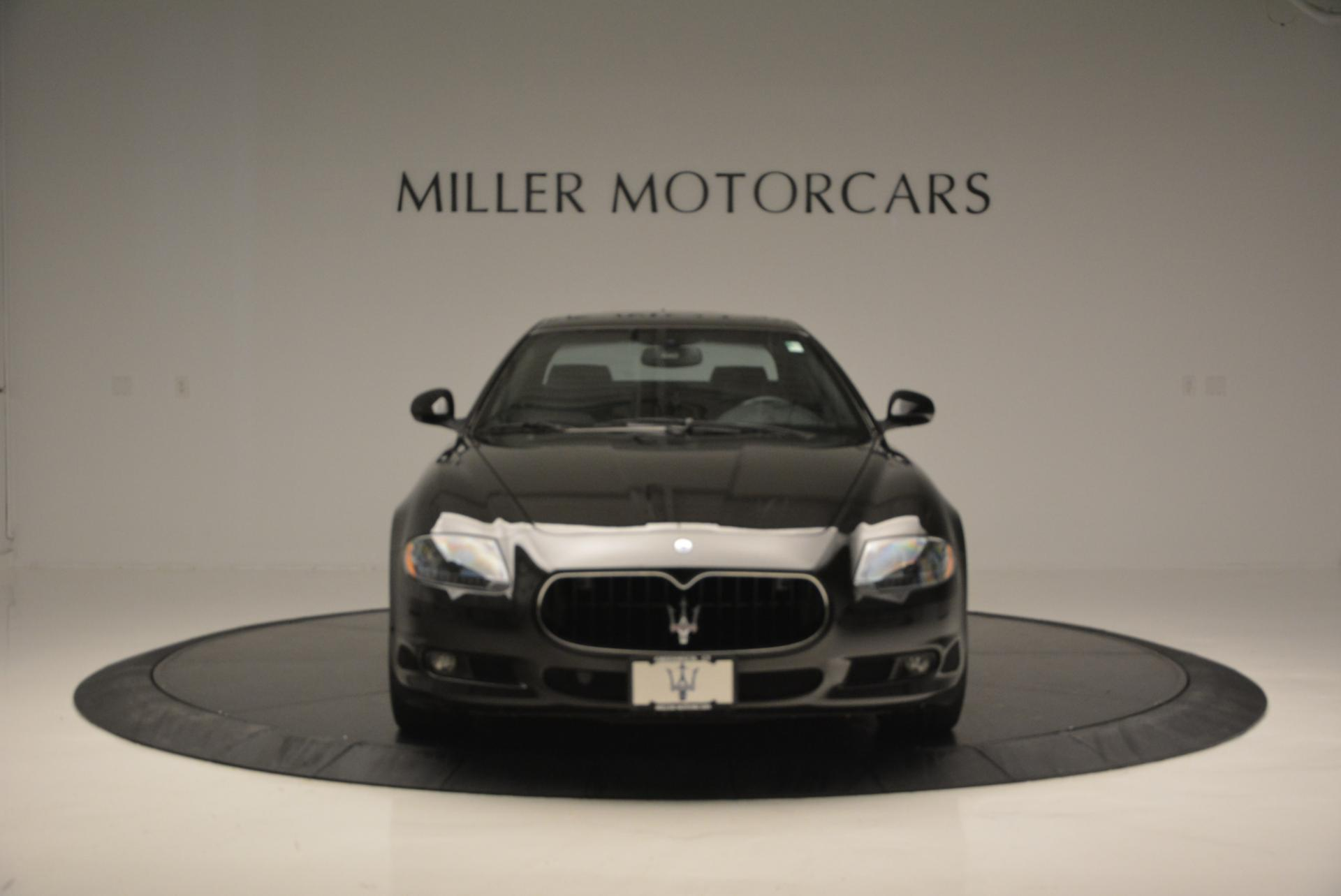 Used 2011 Maserati Quattroporte Sport GT S For Sale In Greenwich, CT. Alfa Romeo of Greenwich, 7080 531_p12