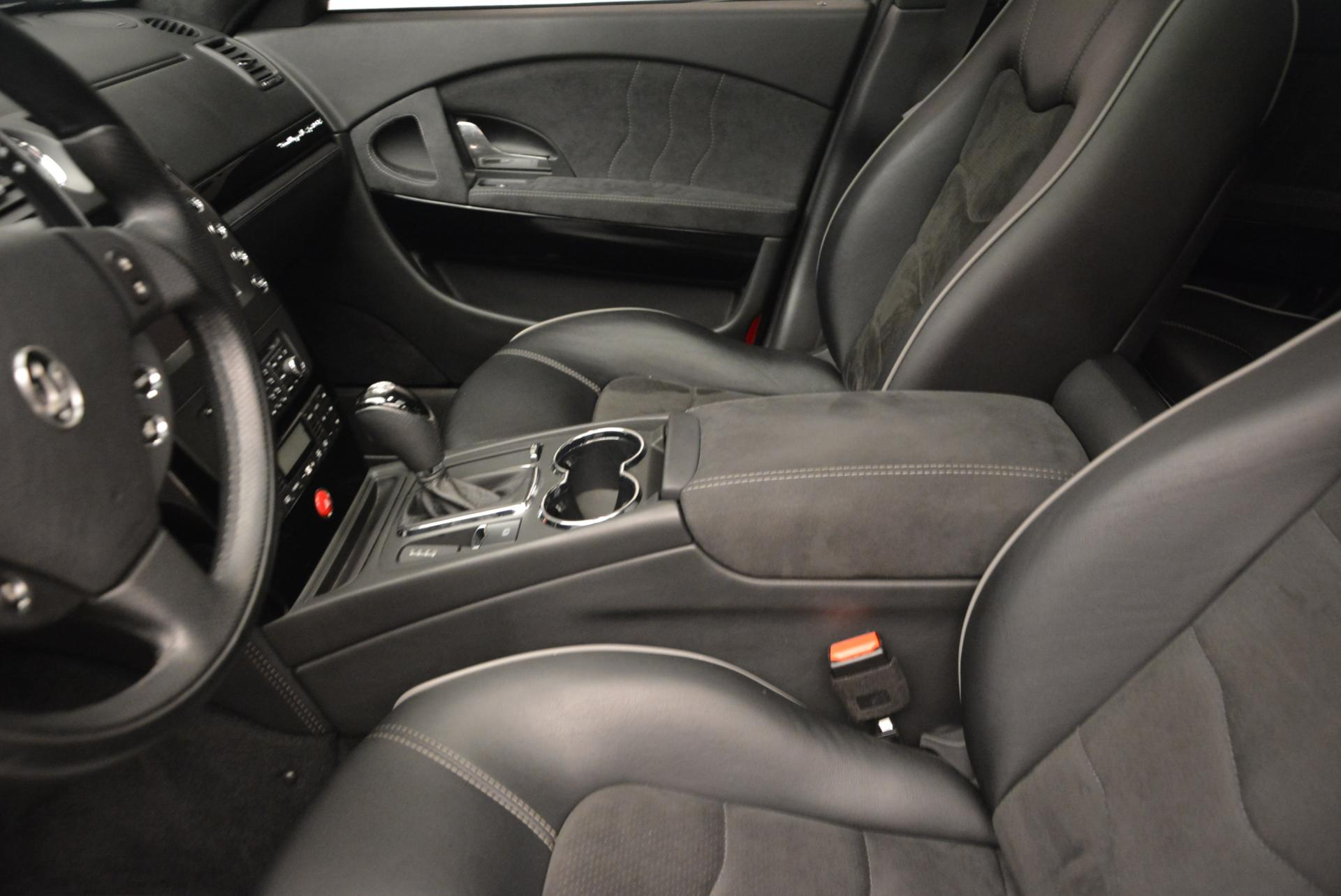 Used 2011 Maserati Quattroporte Sport GT S For Sale In Greenwich, CT. Alfa Romeo of Greenwich, 7080 531_p15