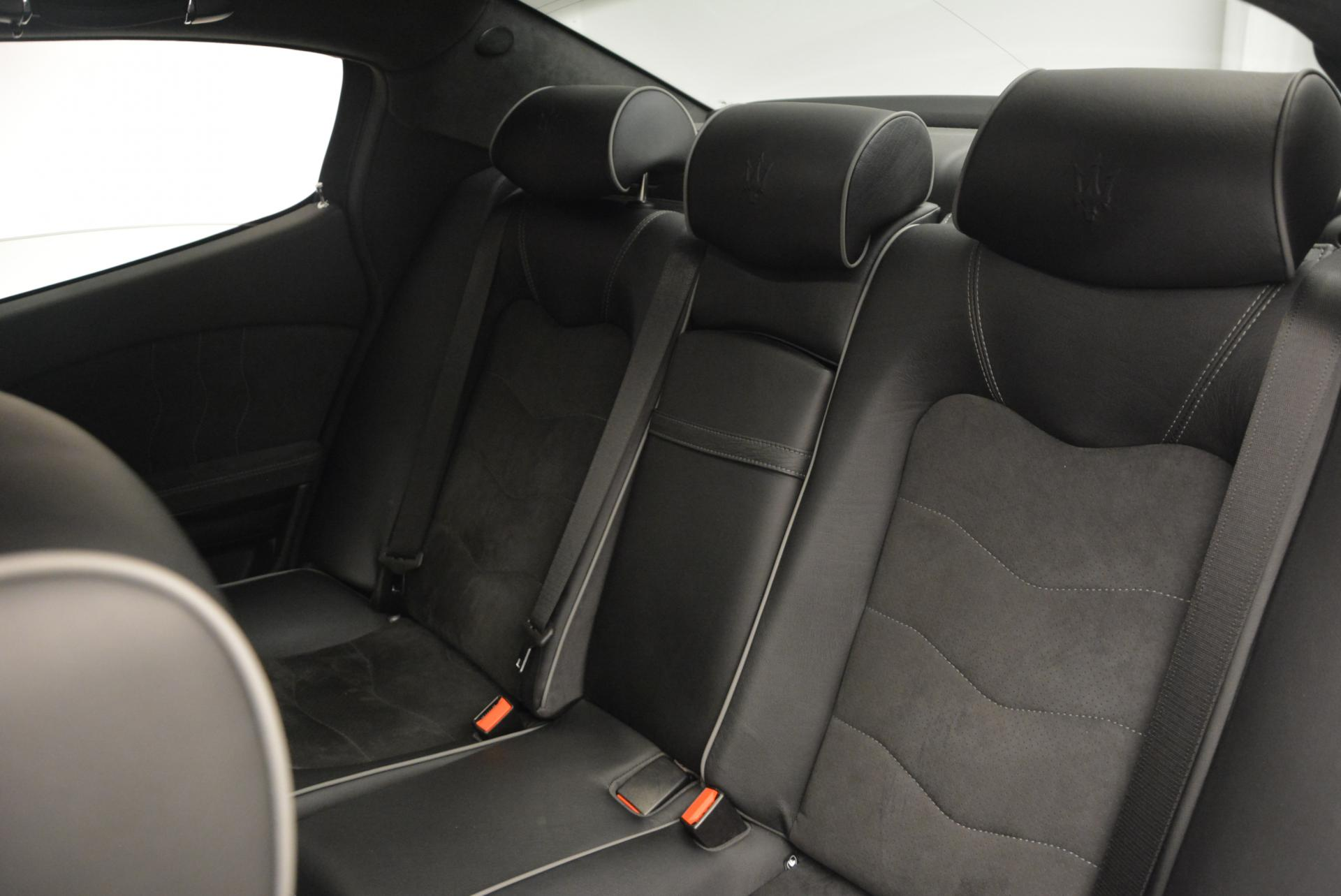 Used 2011 Maserati Quattroporte Sport GT S For Sale In Greenwich, CT. Alfa Romeo of Greenwich, 7080 531_p20