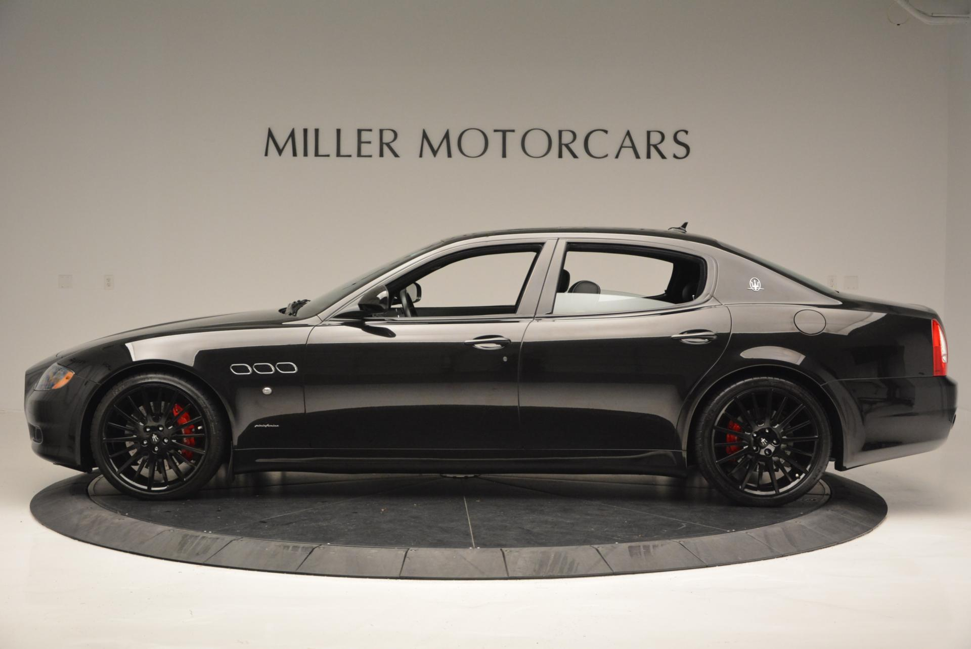 Used 2011 Maserati Quattroporte Sport GT S For Sale In Greenwich, CT. Alfa Romeo of Greenwich, 7080 531_p3