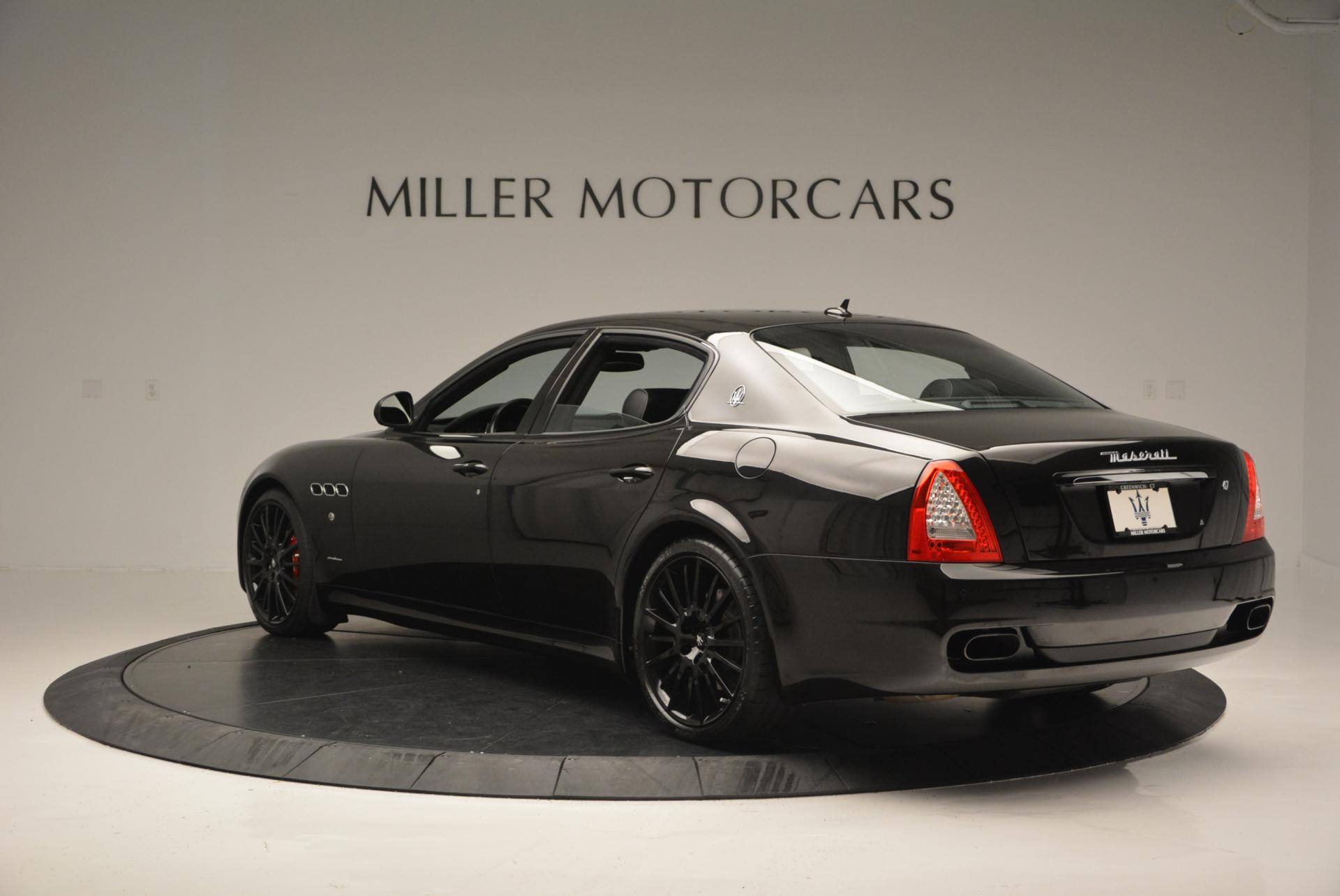 Used 2011 Maserati Quattroporte Sport GT S For Sale In Greenwich, CT. Alfa Romeo of Greenwich, 7080 531_p5
