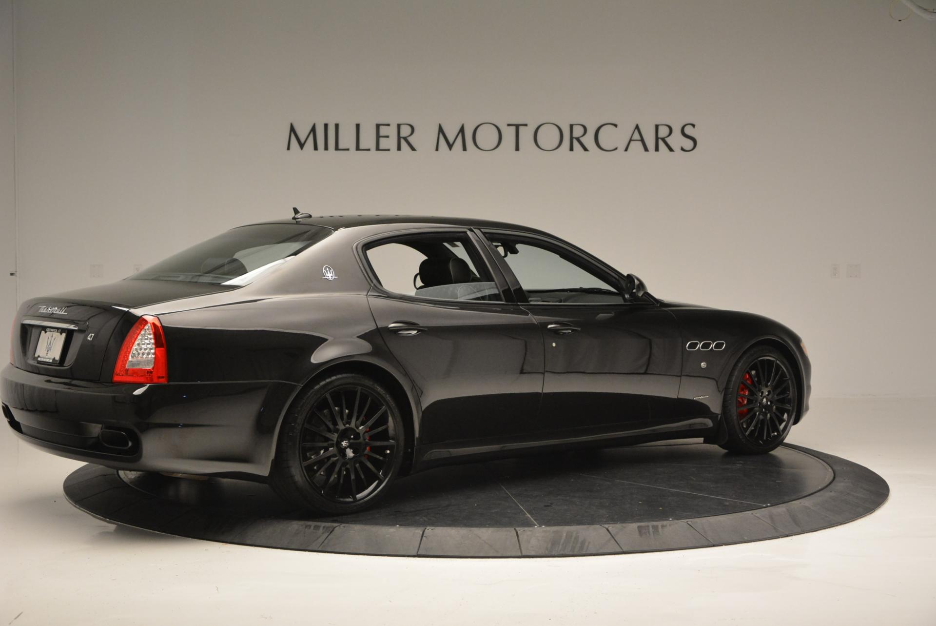 Used 2011 Maserati Quattroporte Sport GT S For Sale In Greenwich, CT. Alfa Romeo of Greenwich, 7080 531_p8