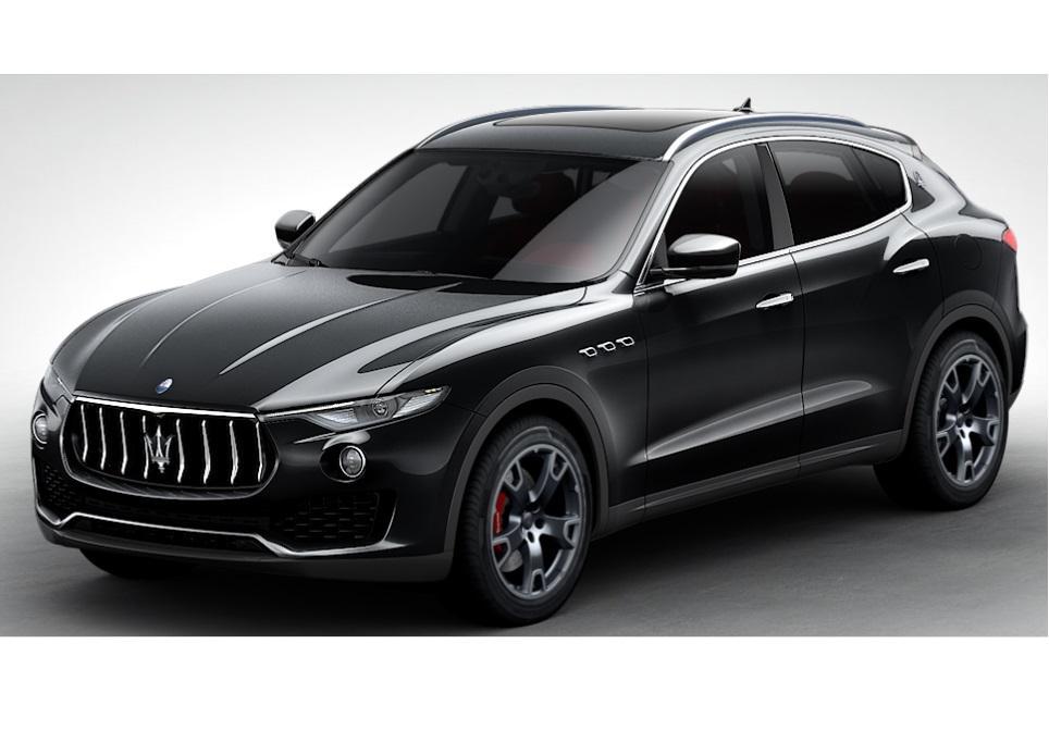 New 2017 Maserati Levante 350hp For Sale In Greenwich, CT. Alfa Romeo of Greenwich, M1660 535_main