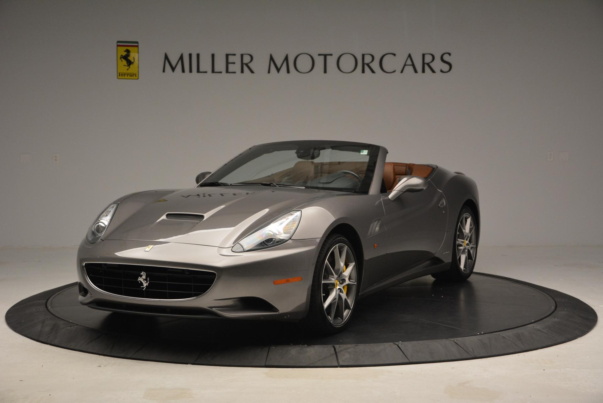 Used 2012 Ferrari California  For Sale In Greenwich, CT. Alfa Romeo of Greenwich, 4338 536_main