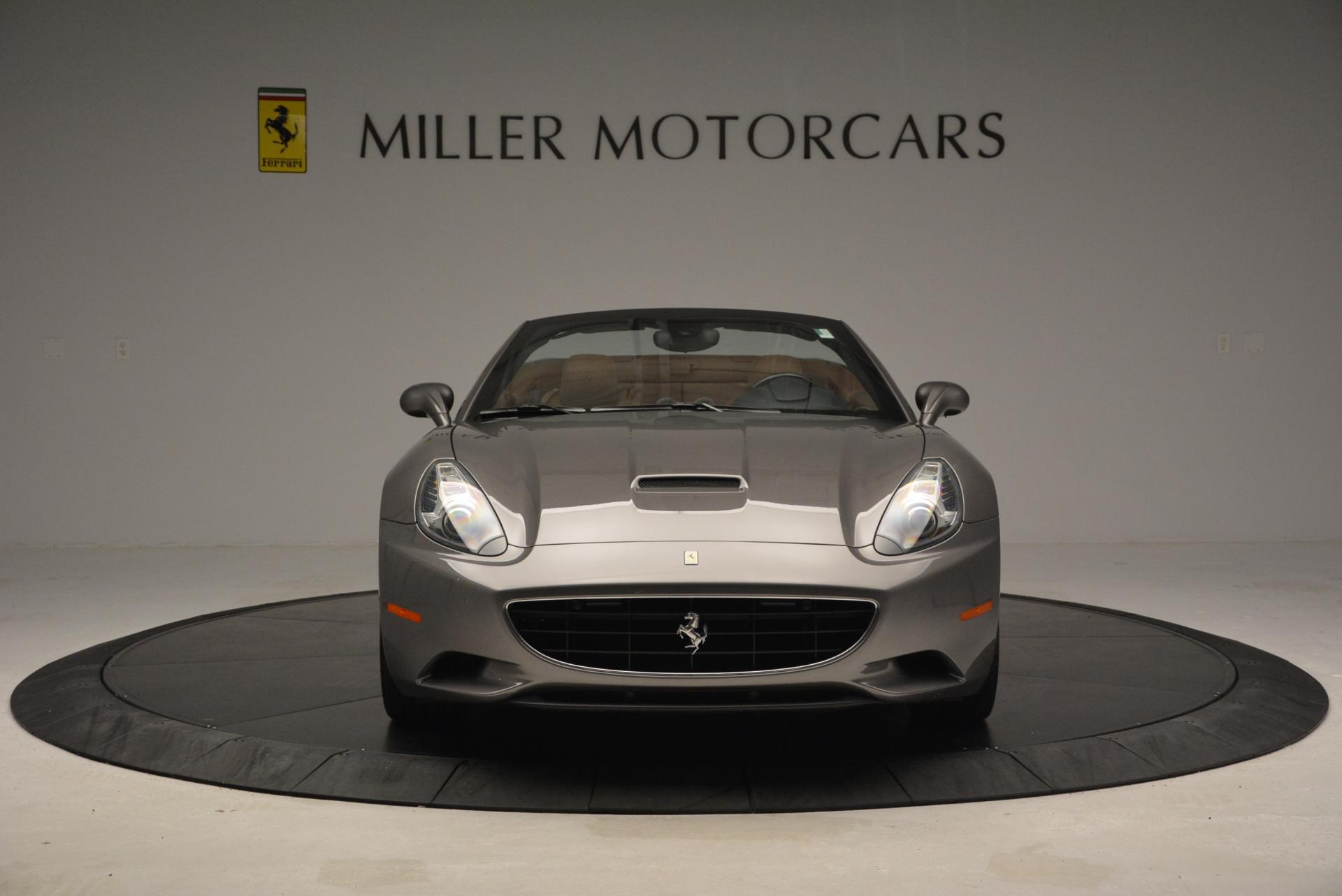 Used 2012 Ferrari California  For Sale In Greenwich, CT. Alfa Romeo of Greenwich, 4338 536_p12