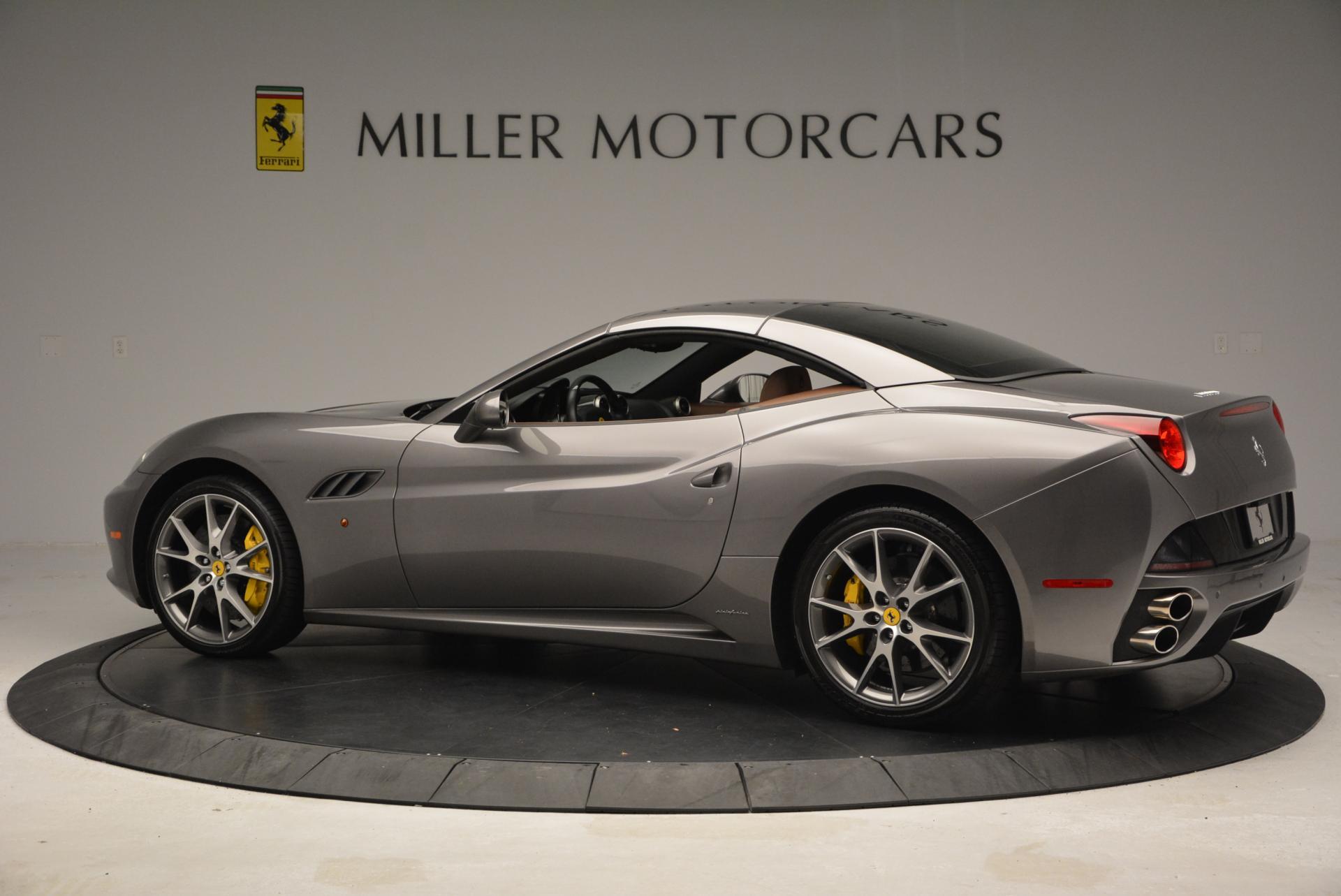 Used 2012 Ferrari California  For Sale In Greenwich, CT. Alfa Romeo of Greenwich, 4338 536_p16