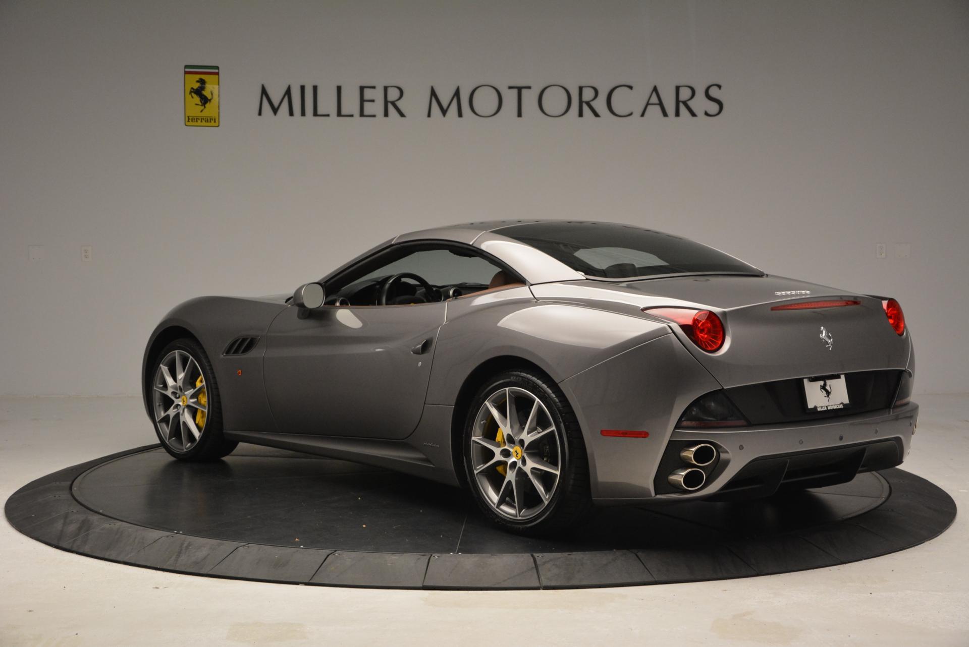 Used 2012 Ferrari California  For Sale In Greenwich, CT. Alfa Romeo of Greenwich, 4338 536_p17