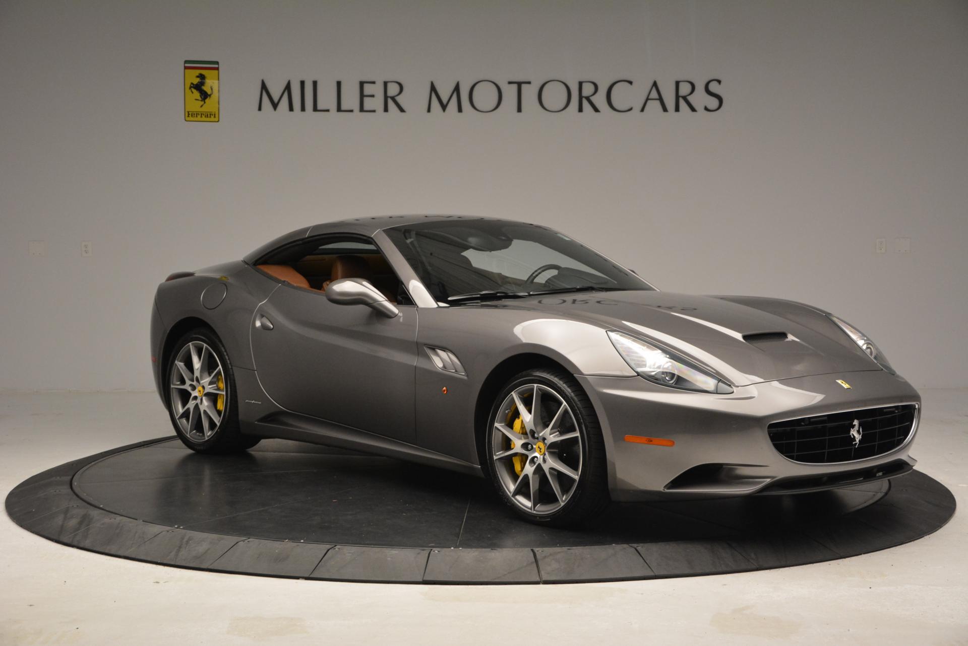 Used 2012 Ferrari California  For Sale In Greenwich, CT. Alfa Romeo of Greenwich, 4338 536_p23