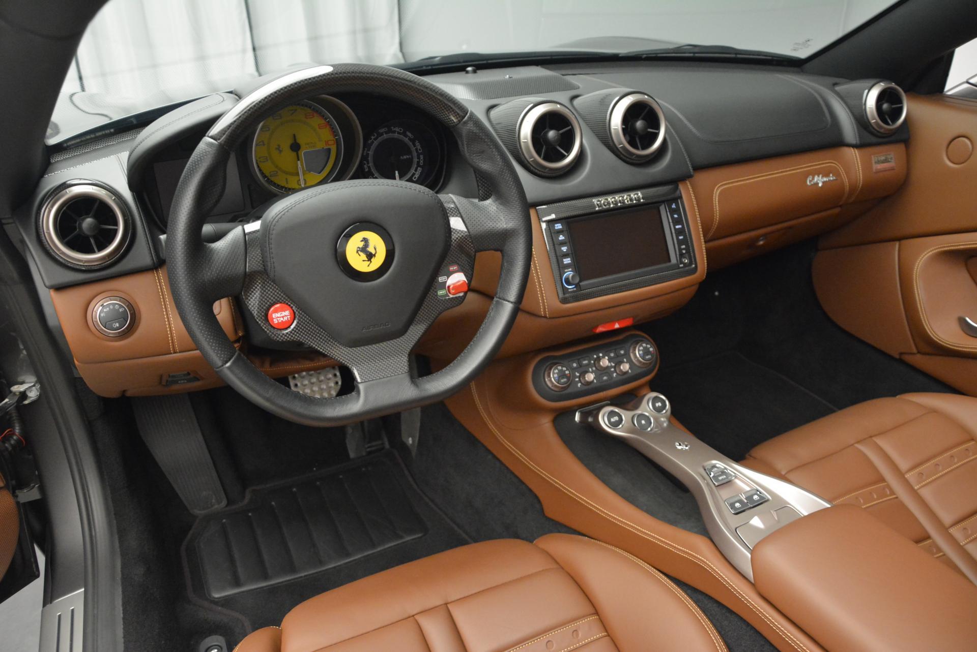 Used 2012 Ferrari California  For Sale In Greenwich, CT. Alfa Romeo of Greenwich, 4338 536_p25