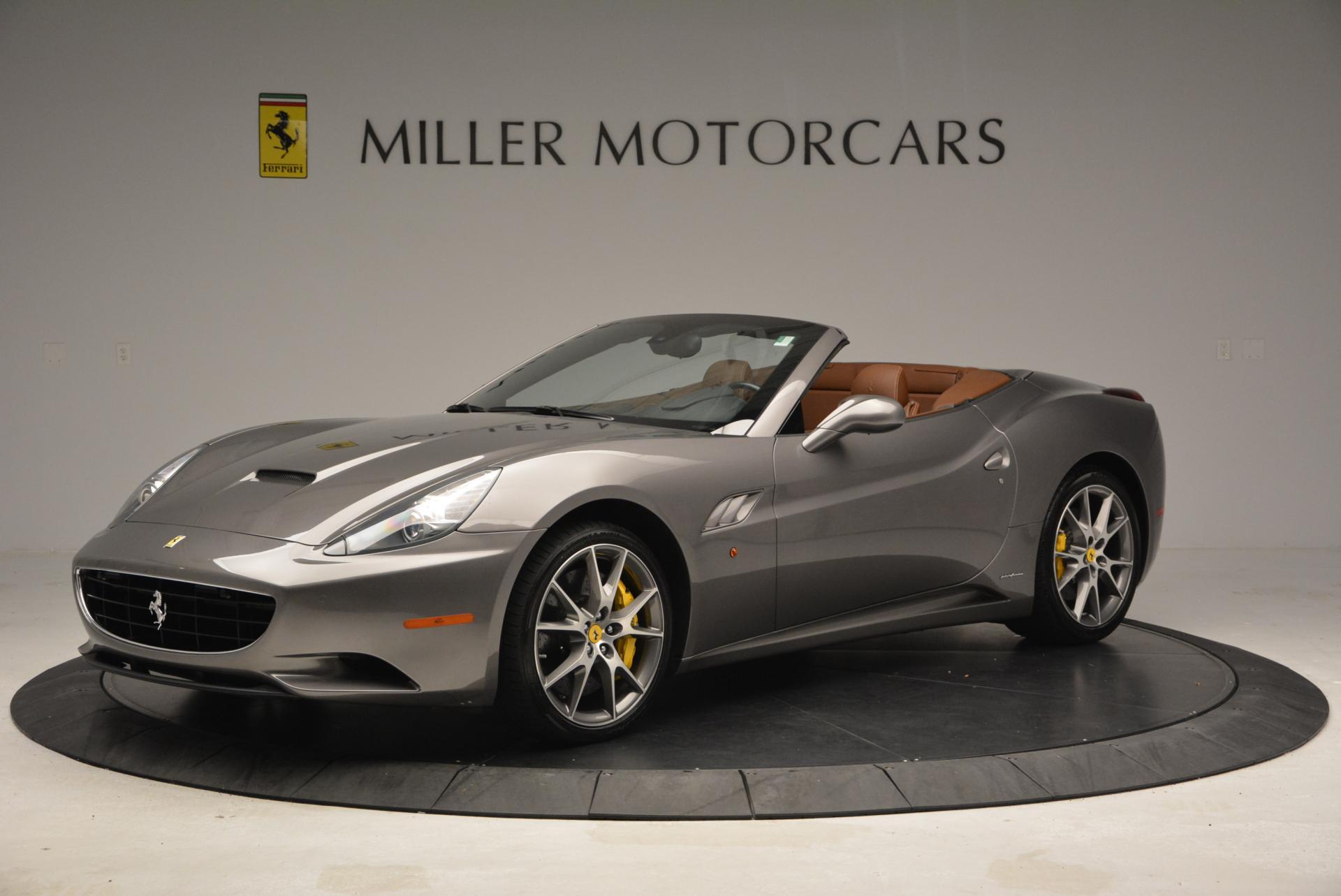 Used 2012 Ferrari California  For Sale In Greenwich, CT. Alfa Romeo of Greenwich, 4338 536_p2
