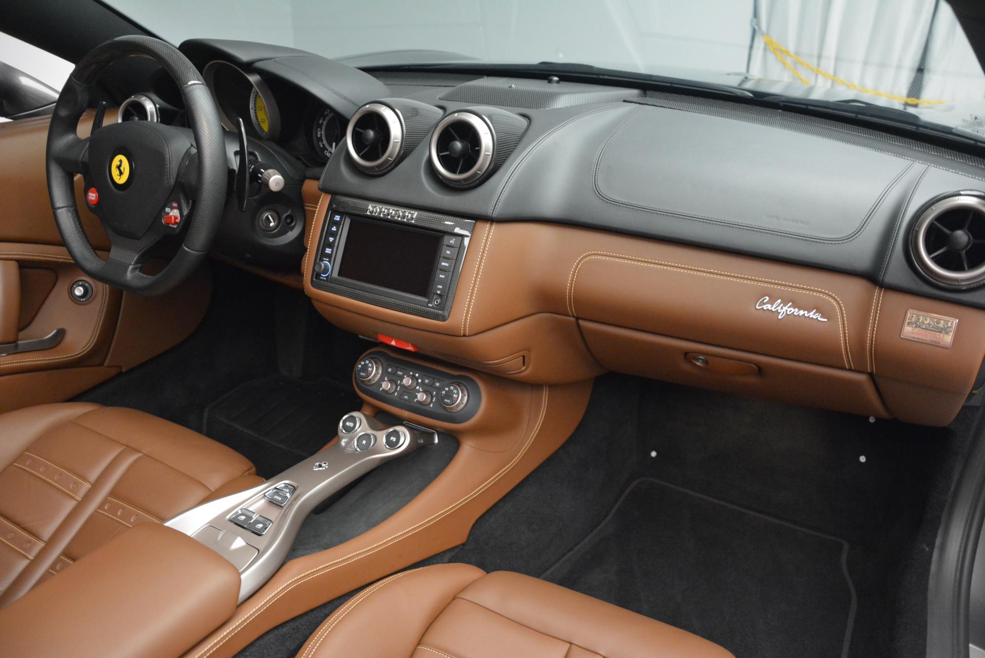 Used 2012 Ferrari California  For Sale In Greenwich, CT. Alfa Romeo of Greenwich, 4338 536_p30
