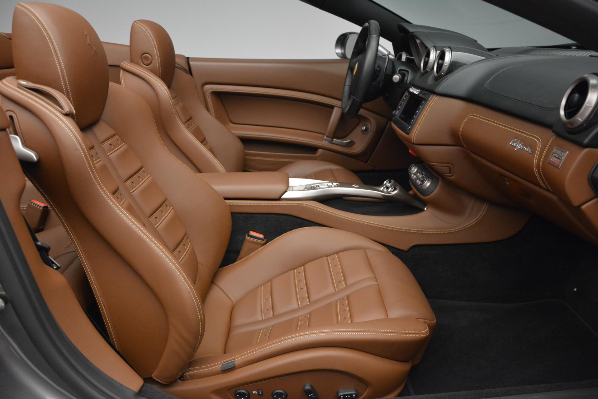 Used 2012 Ferrari California  For Sale In Greenwich, CT. Alfa Romeo of Greenwich, 4338 536_p31