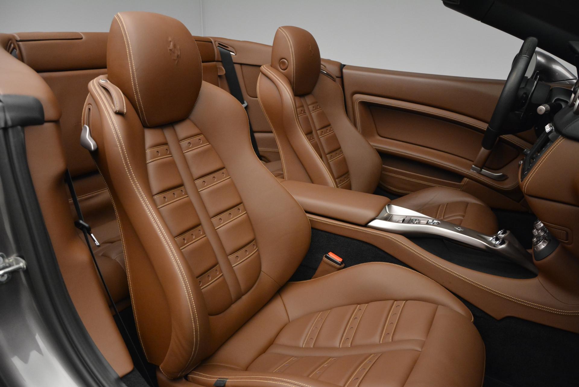 Used 2012 Ferrari California  For Sale In Greenwich, CT. Alfa Romeo of Greenwich, 4338 536_p32