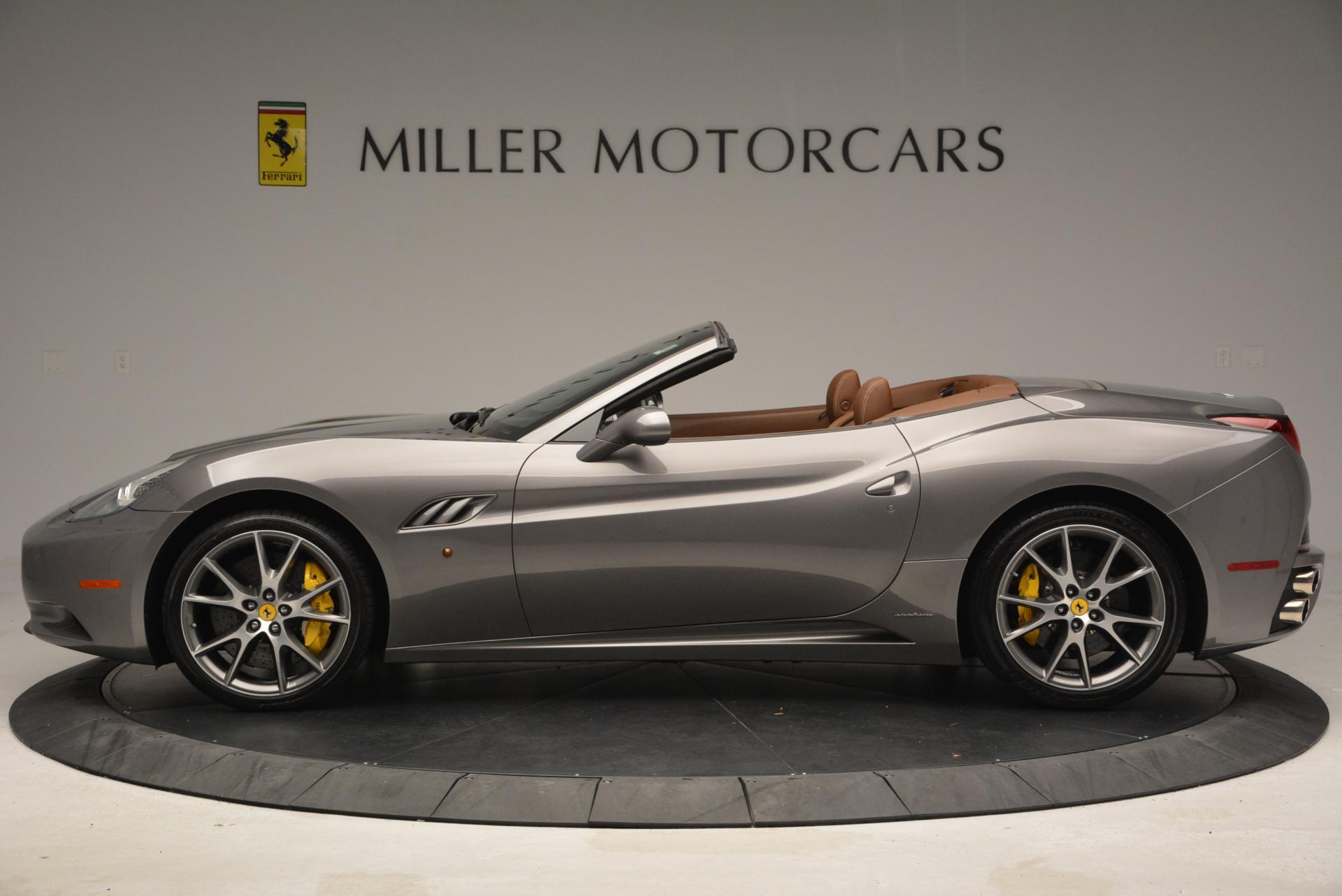 Used 2012 Ferrari California  For Sale In Greenwich, CT. Alfa Romeo of Greenwich, 4338 536_p3