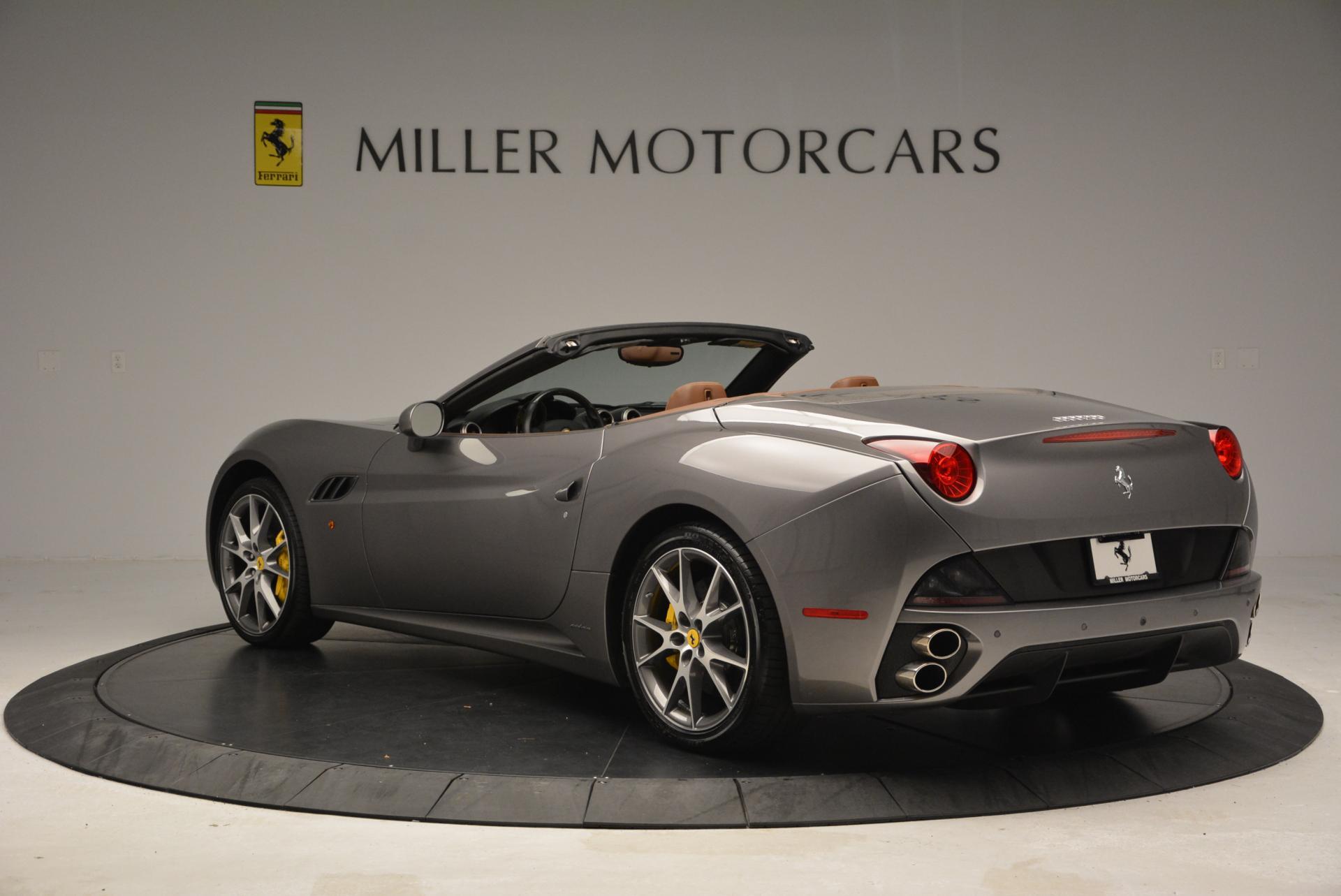 Used 2012 Ferrari California  For Sale In Greenwich, CT. Alfa Romeo of Greenwich, 4338 536_p5