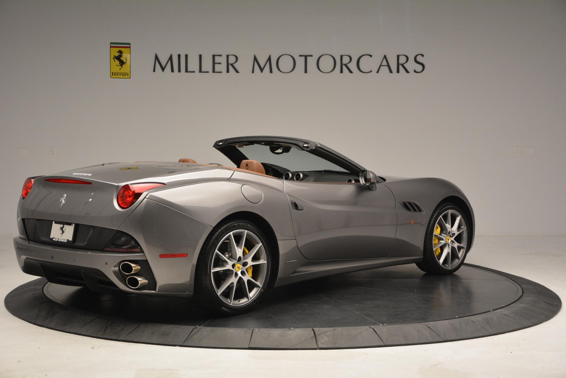 Used 2012 Ferrari California  For Sale In Greenwich, CT. Alfa Romeo of Greenwich, 4338 536_p8