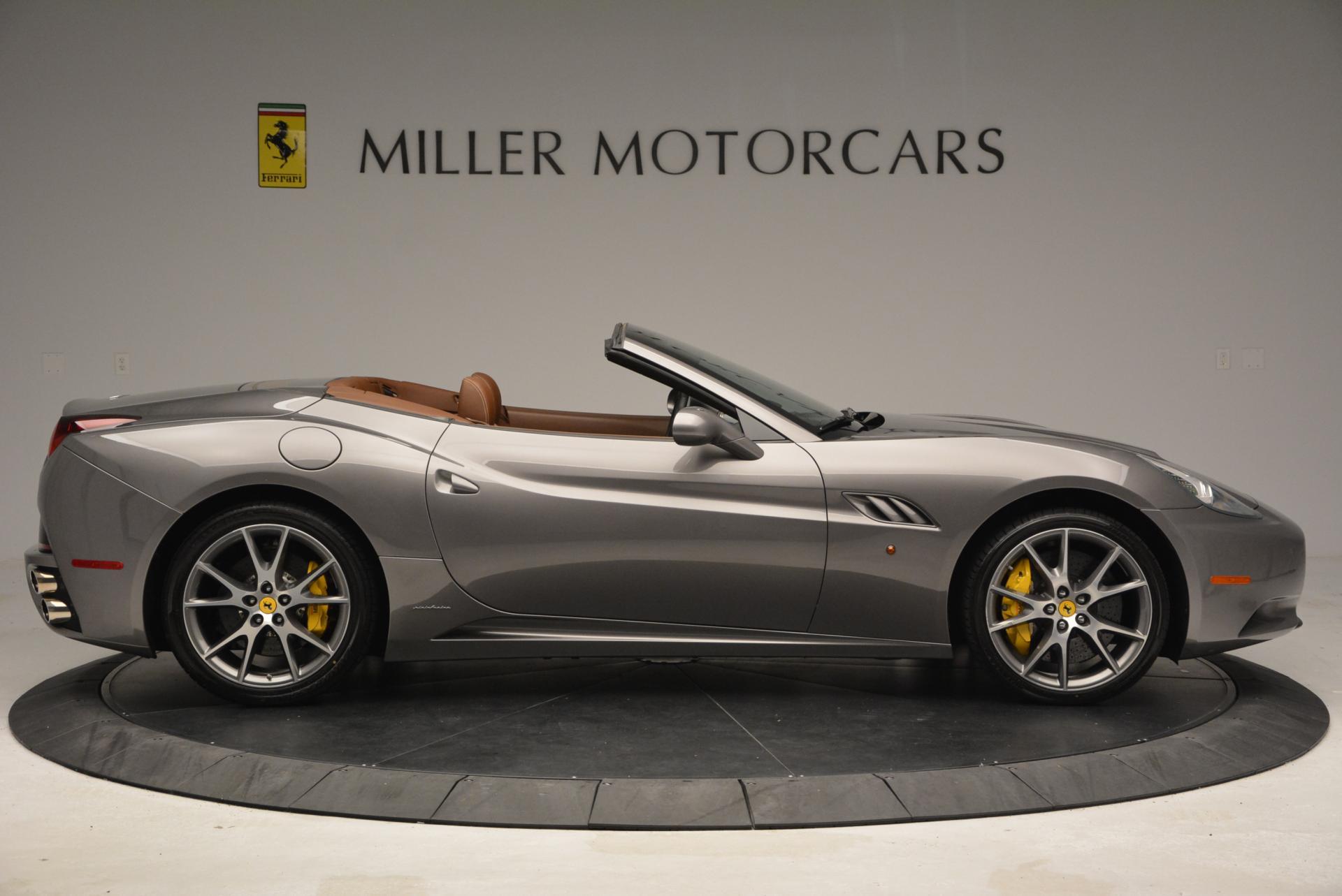Used 2012 Ferrari California  For Sale In Greenwich, CT. Alfa Romeo of Greenwich, 4338 536_p9