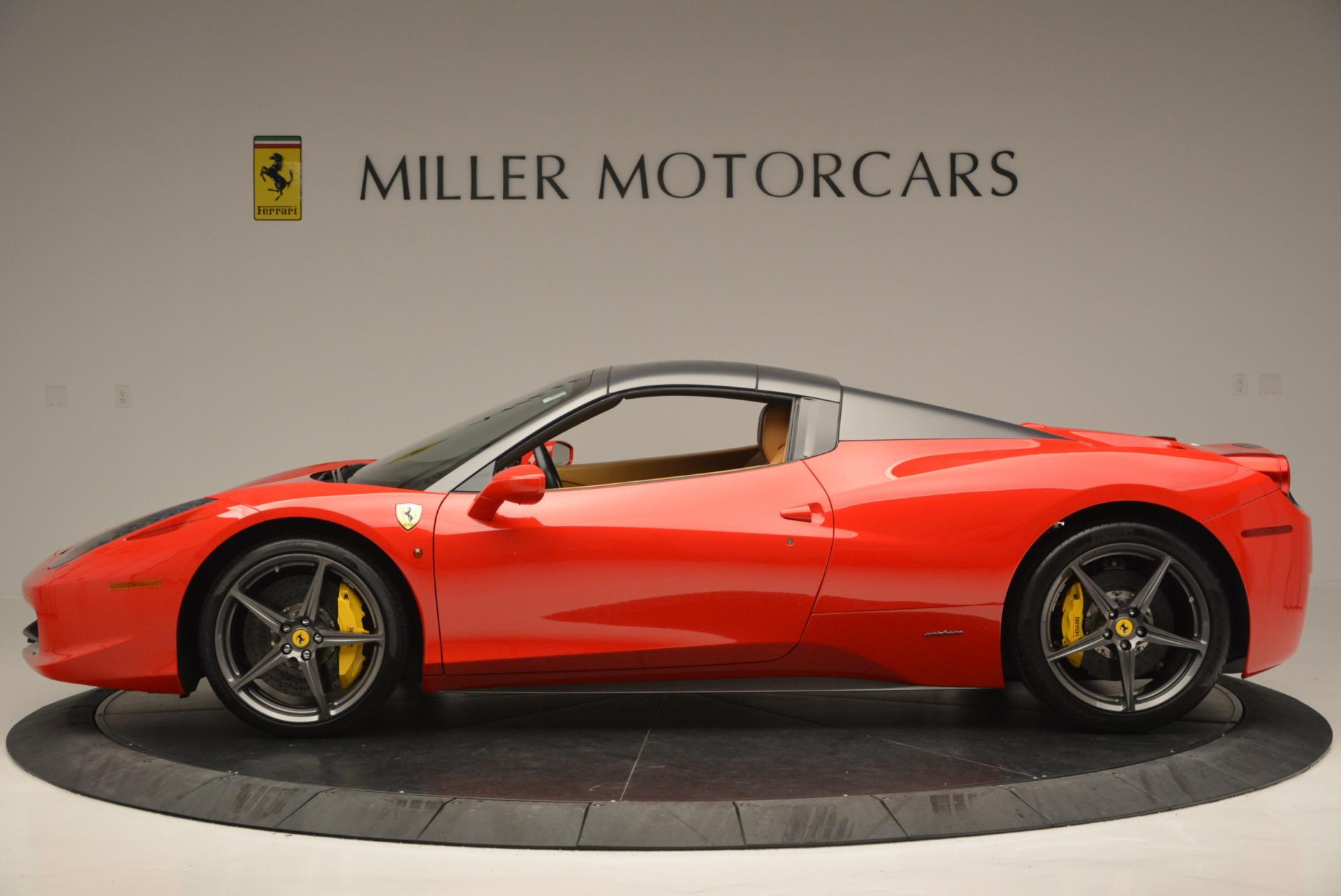 Used 2013 Ferrari 458 Spider  For Sale In Greenwich, CT. Alfa Romeo of Greenwich, 4341 537_p15
