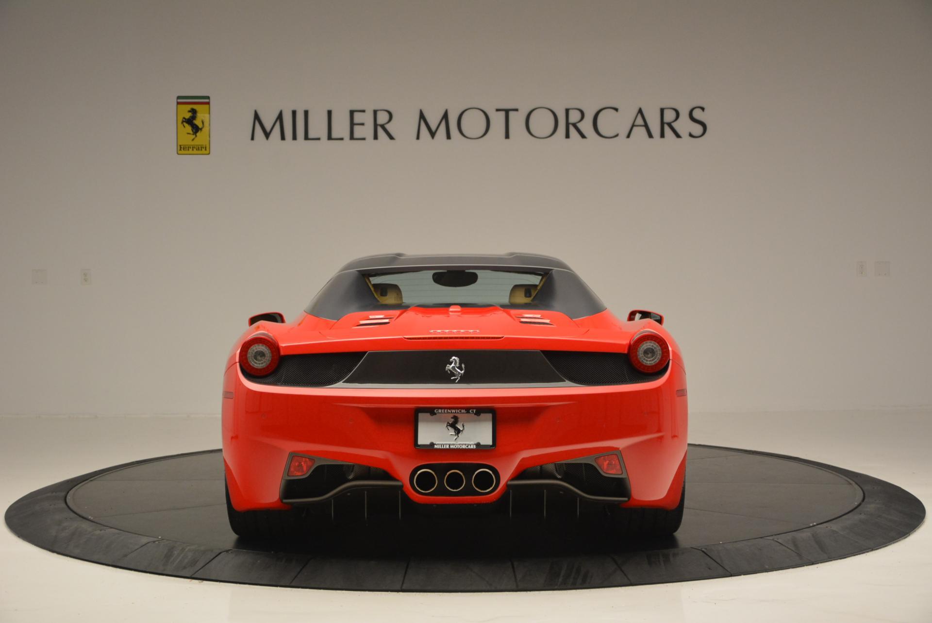 Used 2013 Ferrari 458 Spider  For Sale In Greenwich, CT. Alfa Romeo of Greenwich, 4341 537_p18