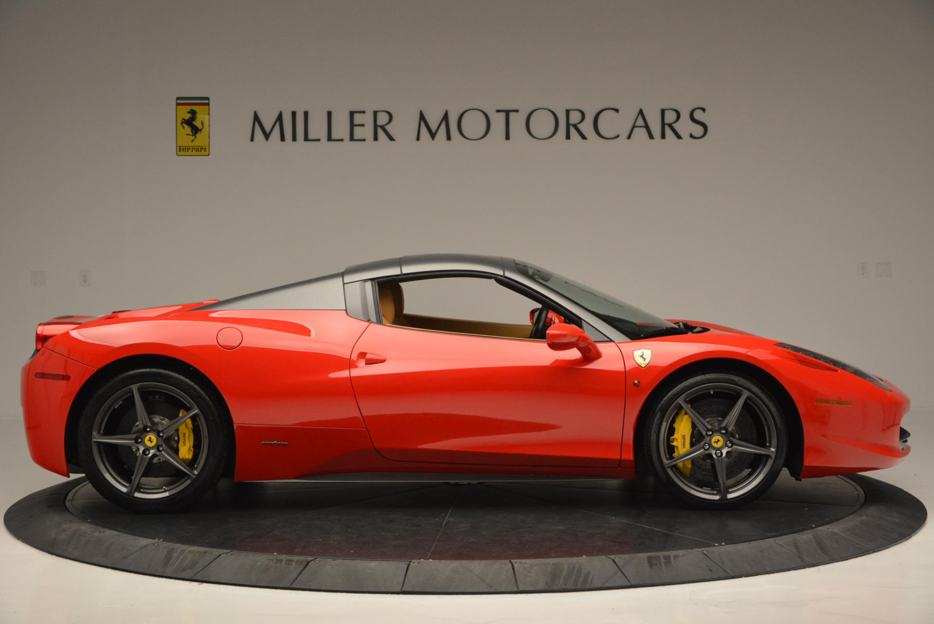 Used 2013 Ferrari 458 Spider  For Sale In Greenwich, CT. Alfa Romeo of Greenwich, 4341 537_p21