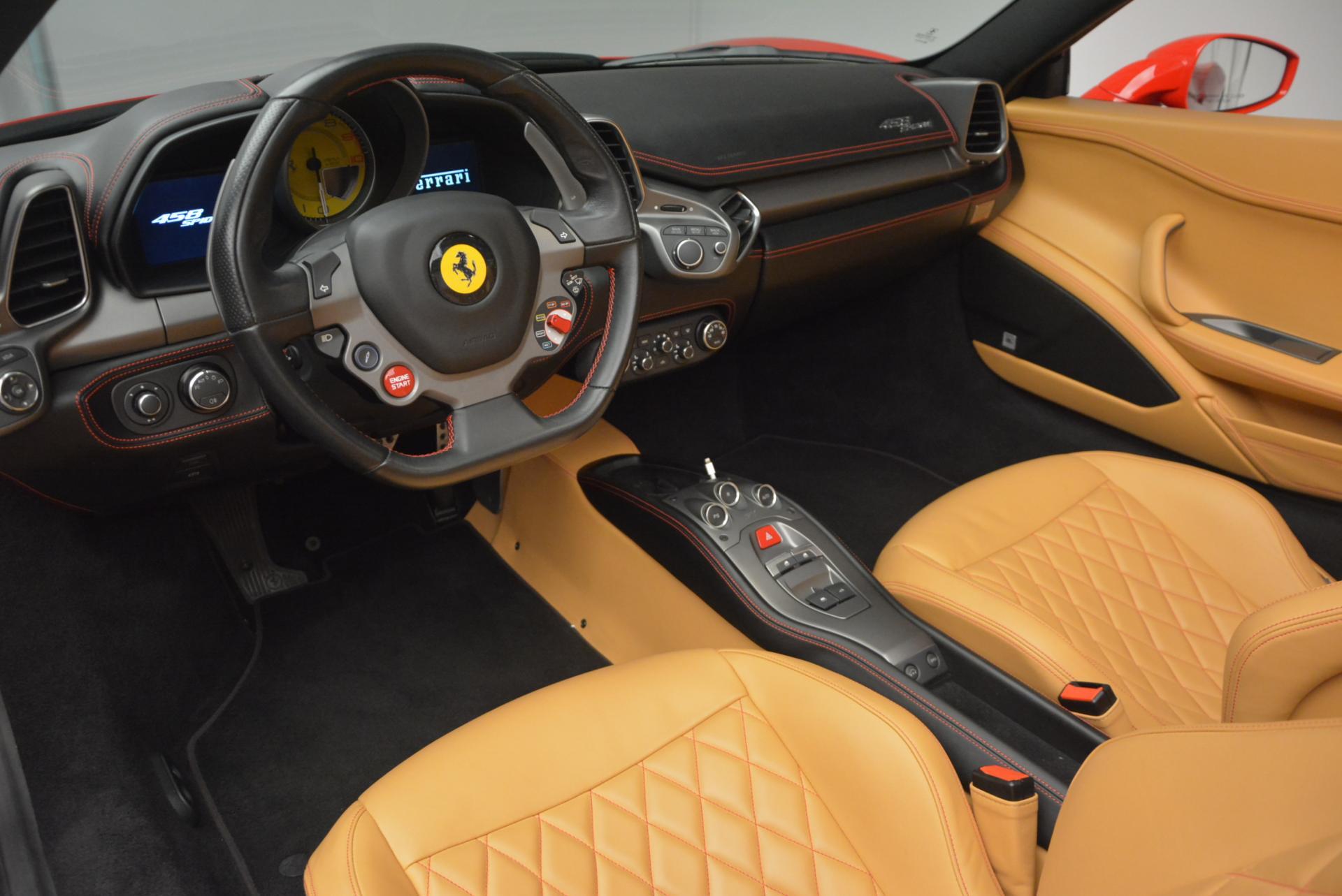 Used 2013 Ferrari 458 Spider  For Sale In Greenwich, CT. Alfa Romeo of Greenwich, 4341 537_p25