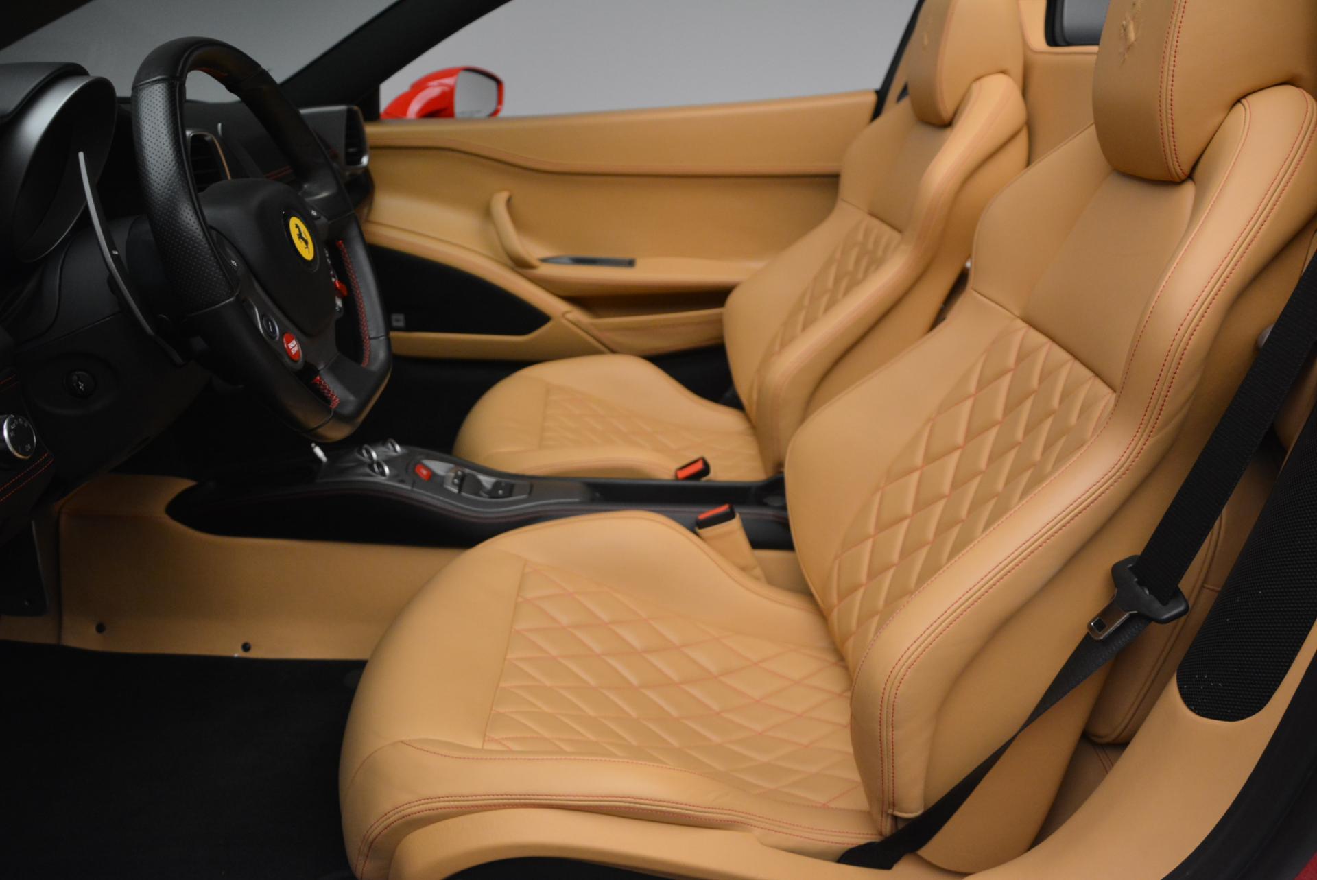 Used 2013 Ferrari 458 Spider  For Sale In Greenwich, CT. Alfa Romeo of Greenwich, 4341 537_p26