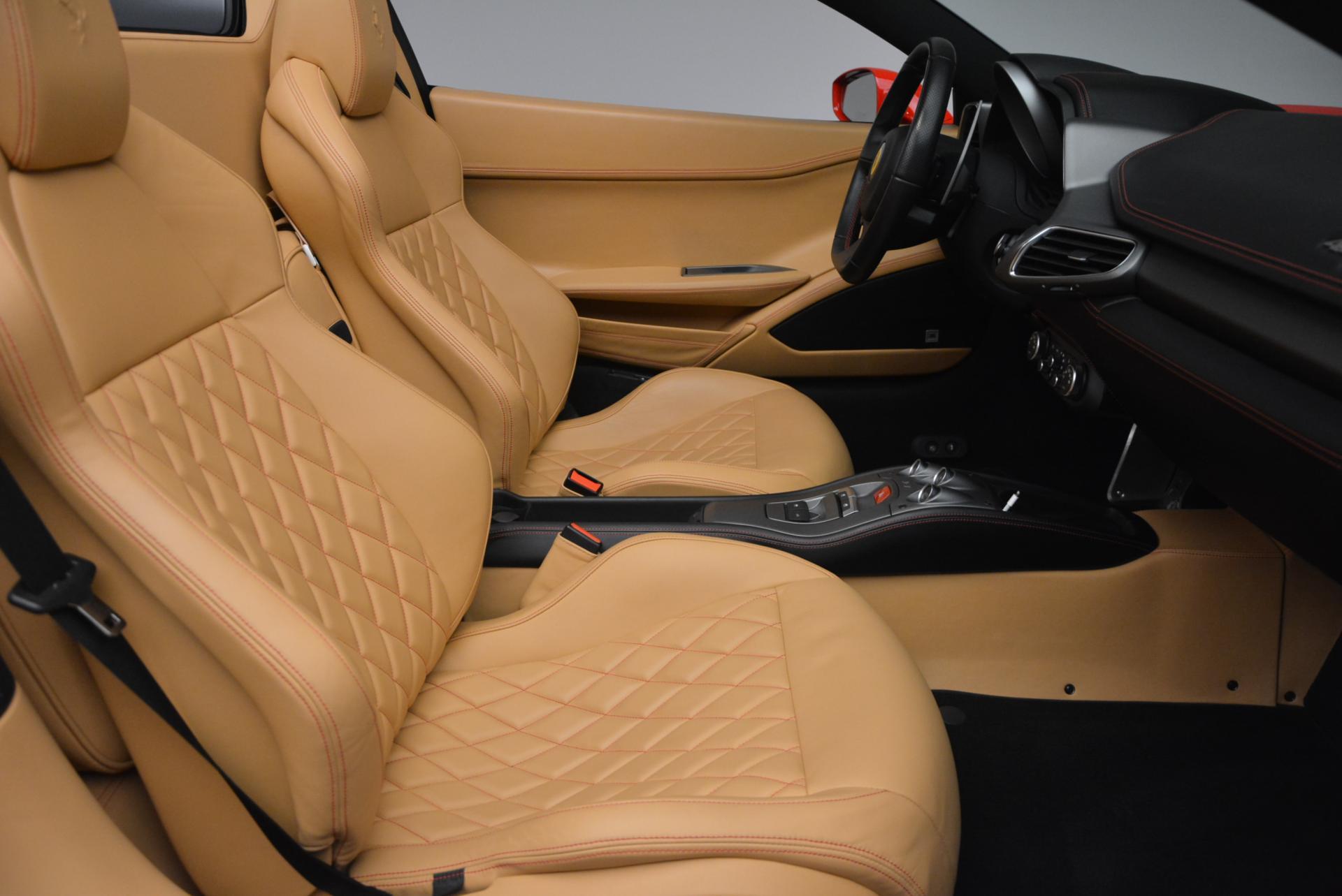 Used 2013 Ferrari 458 Spider  For Sale In Greenwich, CT. Alfa Romeo of Greenwich, 4341 537_p30