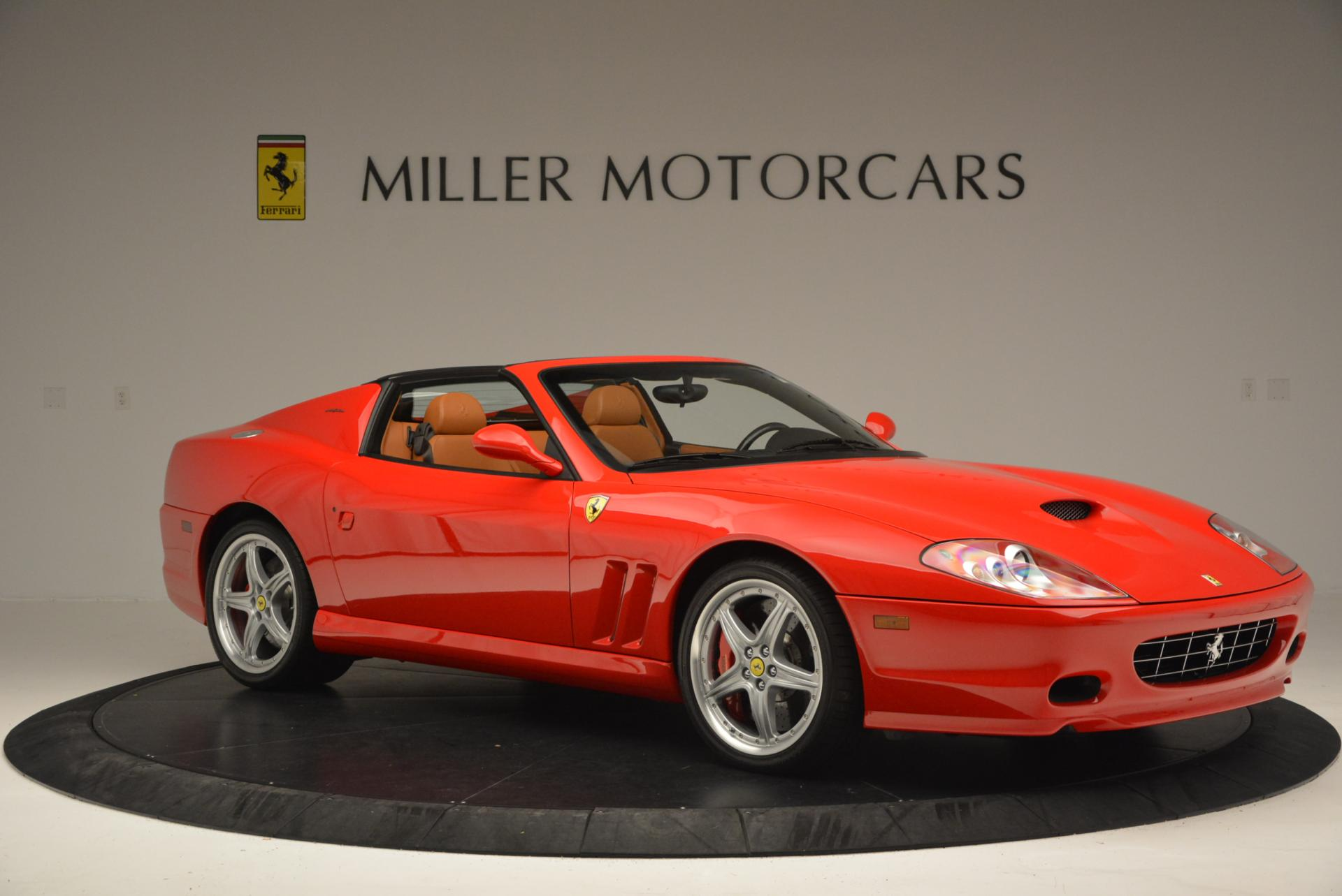 Used 2005 Ferrari Superamerica  For Sale In Greenwich, CT. Alfa Romeo of Greenwich, F1688A 539_p10