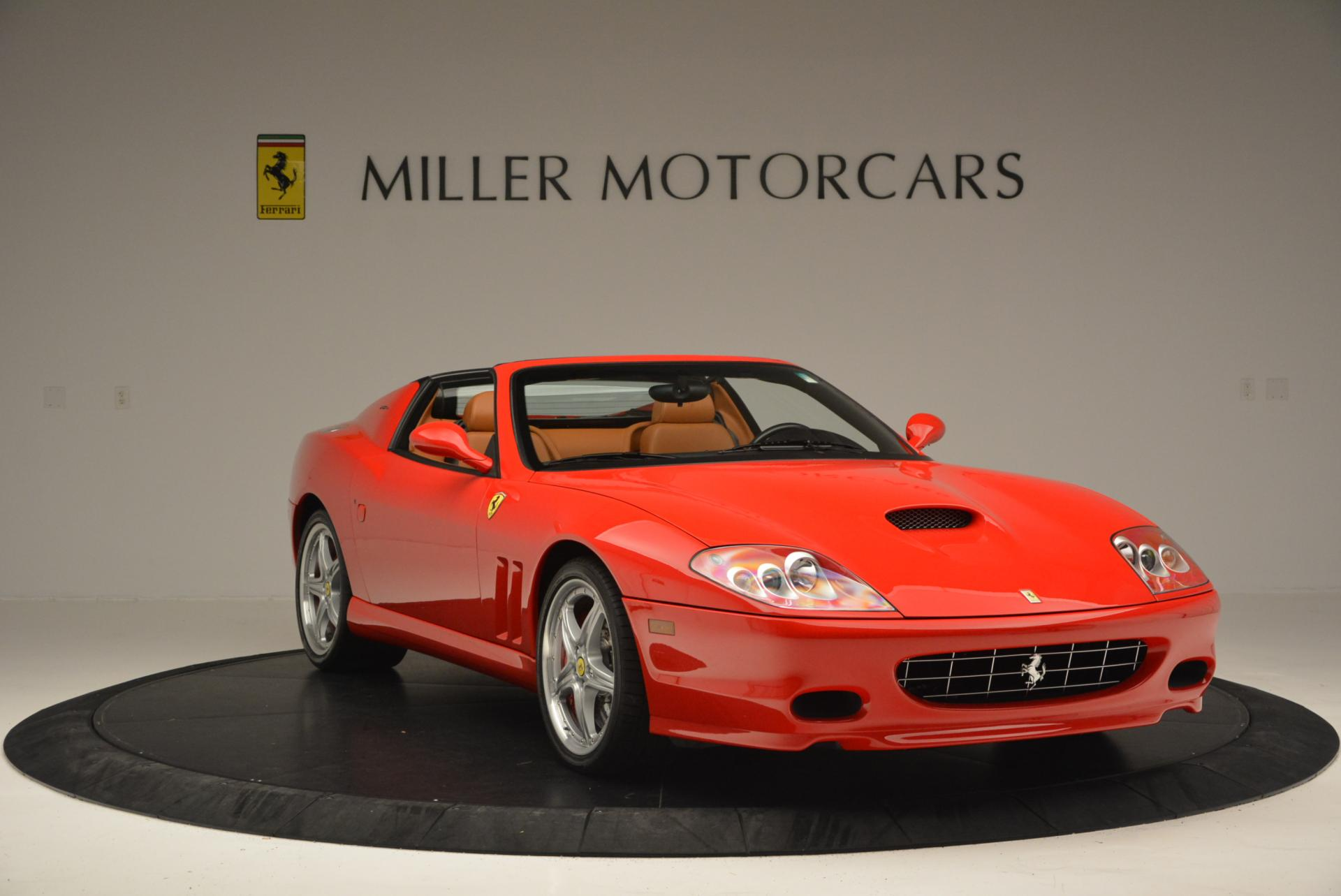 Used 2005 Ferrari Superamerica  For Sale In Greenwich, CT. Alfa Romeo of Greenwich, F1688A 539_p11