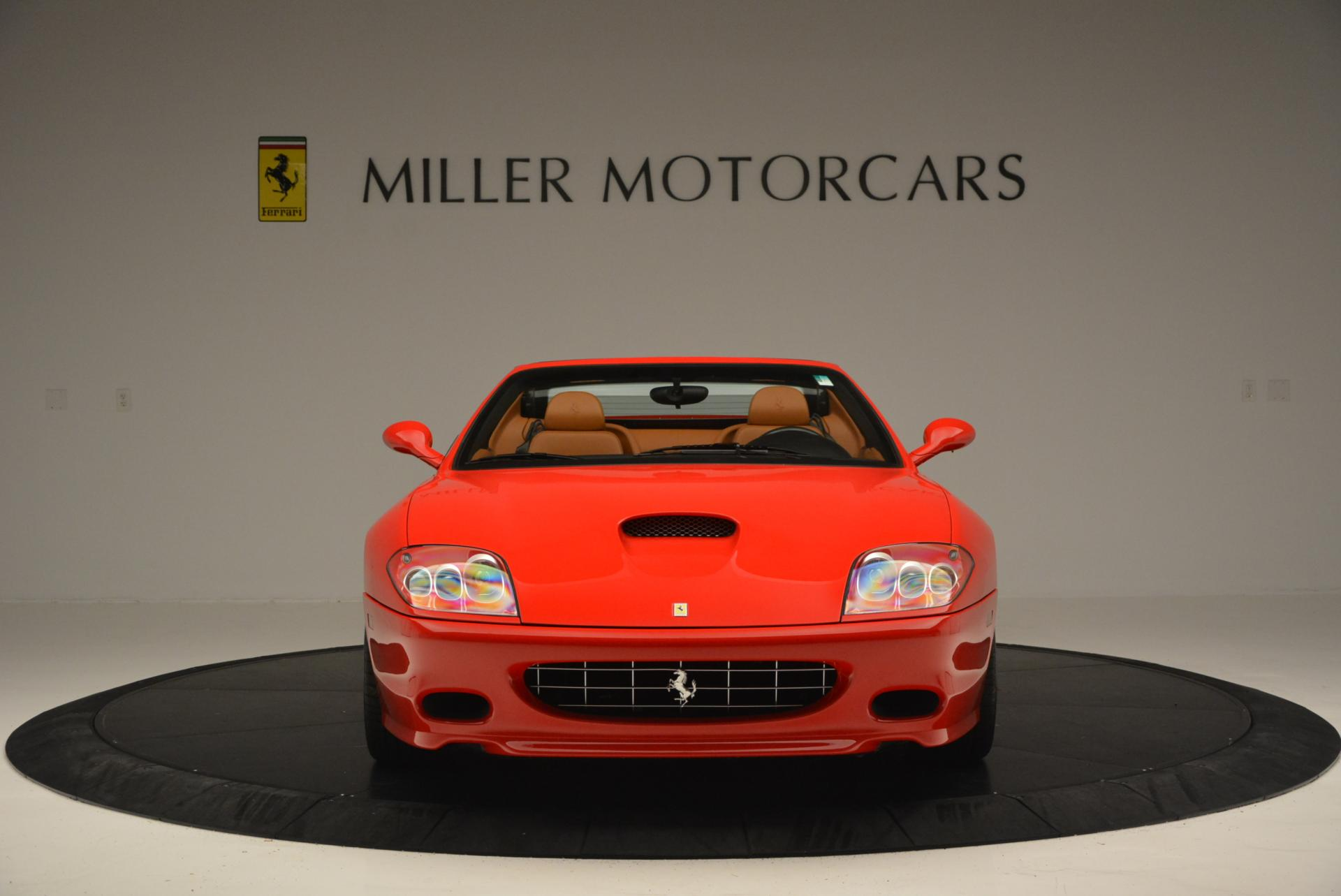 Used 2005 Ferrari Superamerica  For Sale In Greenwich, CT. Alfa Romeo of Greenwich, F1688A 539_p12