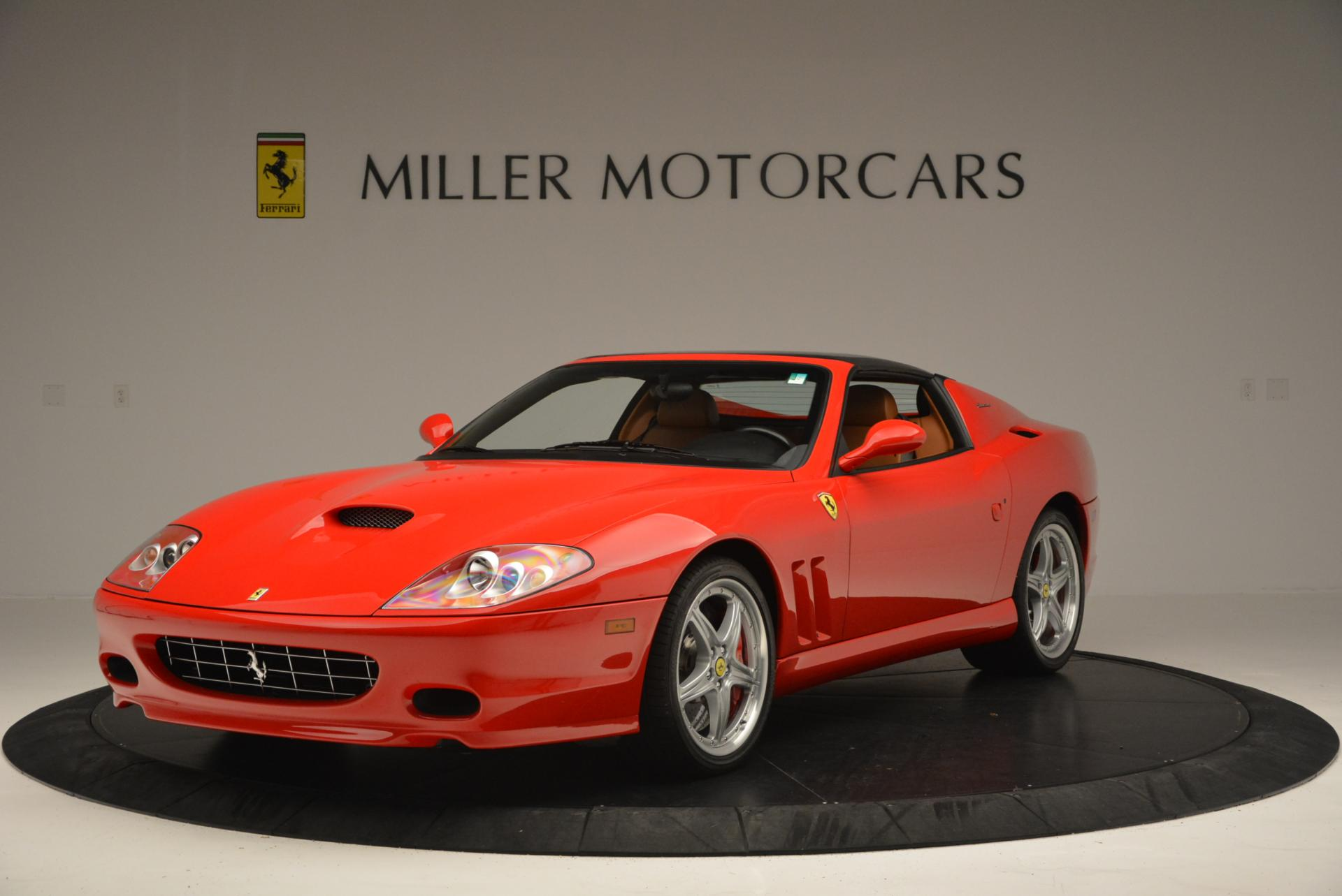 Used 2005 Ferrari Superamerica  For Sale In Greenwich, CT. Alfa Romeo of Greenwich, F1688A 539_p13